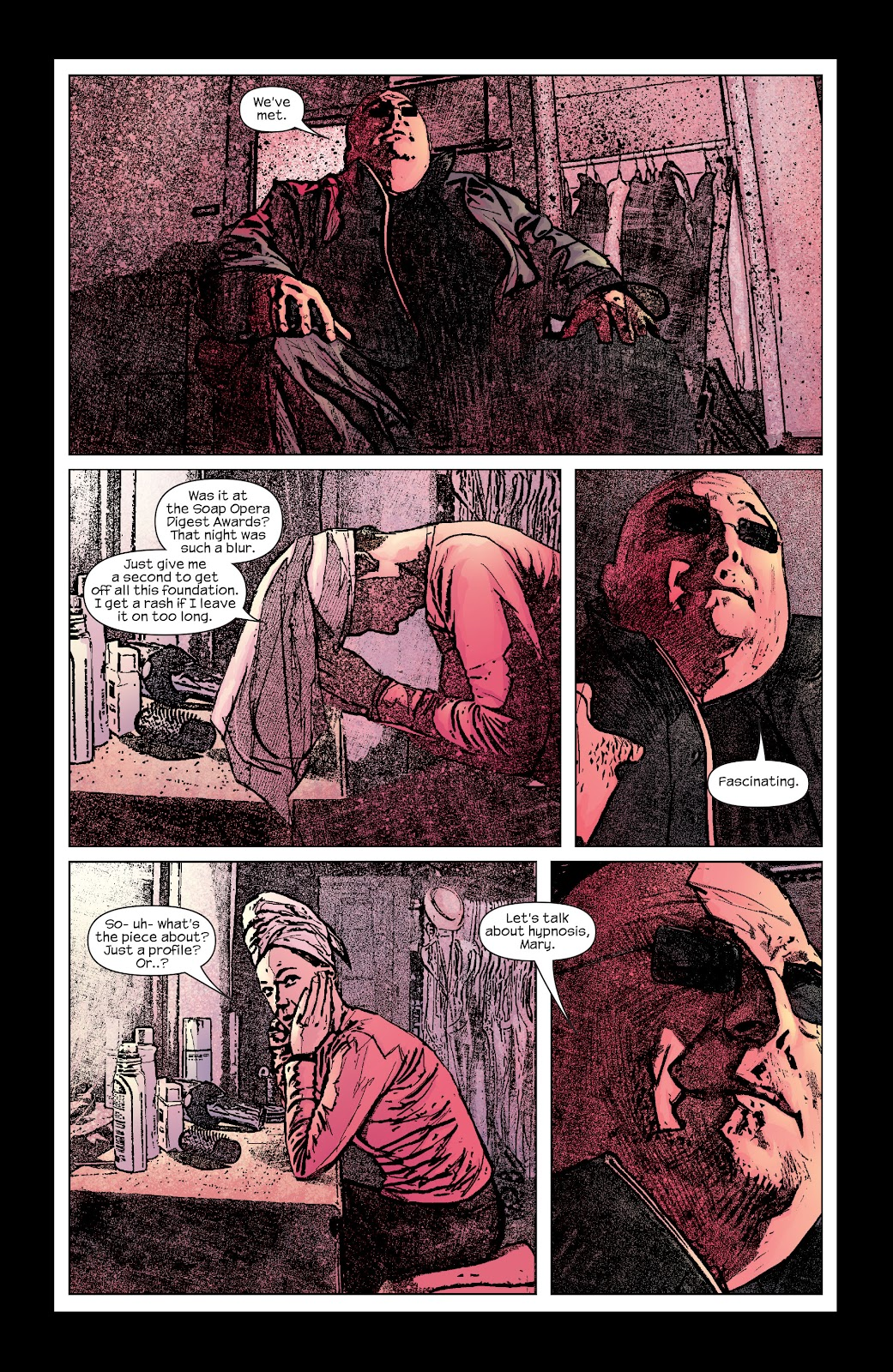 Read online Daredevil (1998) comic -  Issue # _Ultimate_Collection TPB 2 (Part 2) - 16