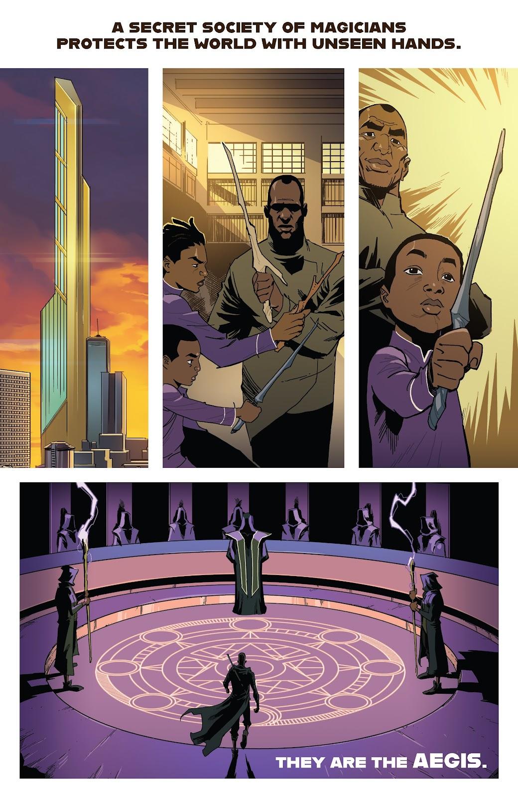 Read online Murder Falcon comic -  Issue #7 - 28