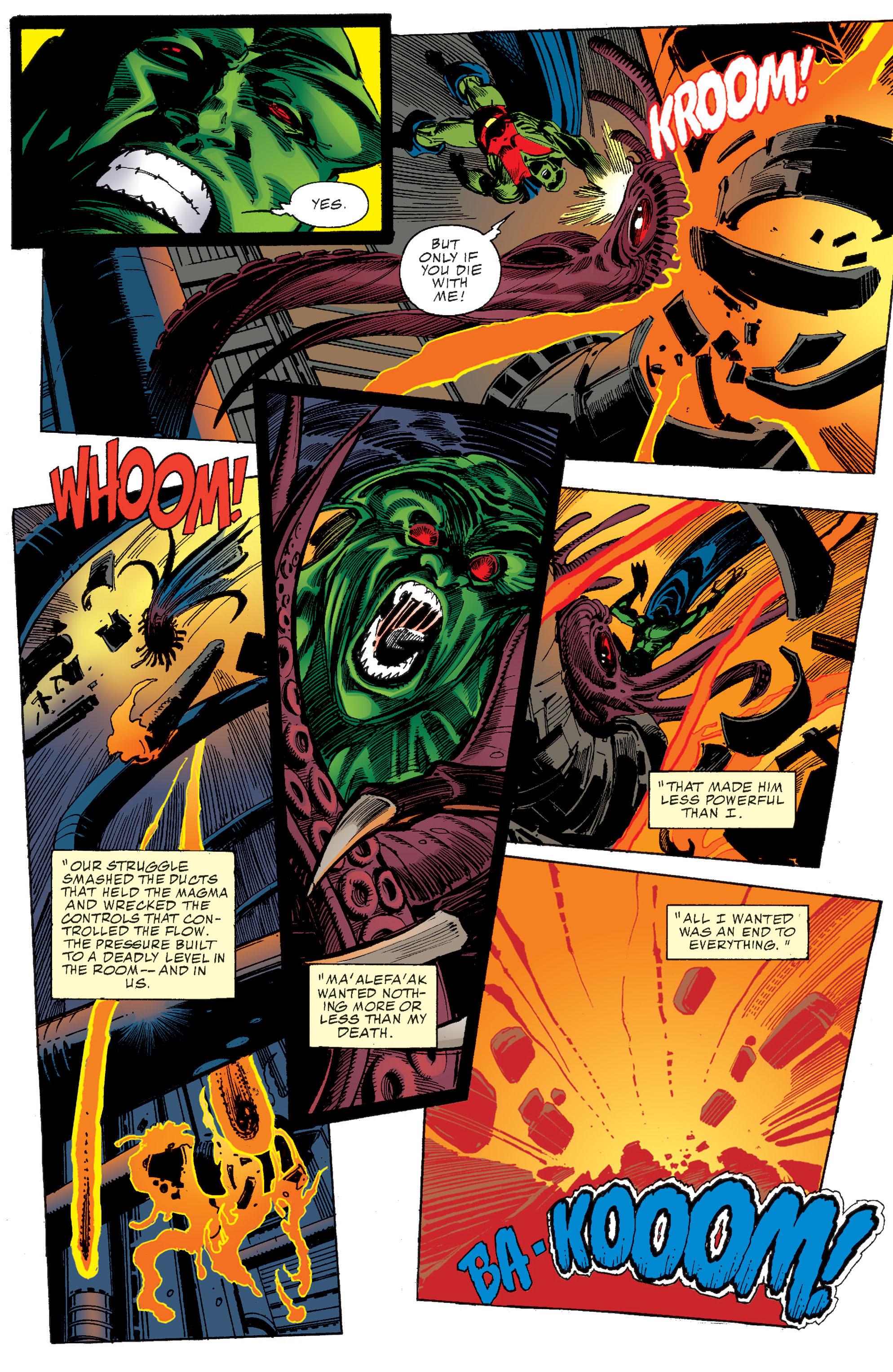 Read online Martian Manhunter: Son of Mars comic -  Issue # TPB - 17