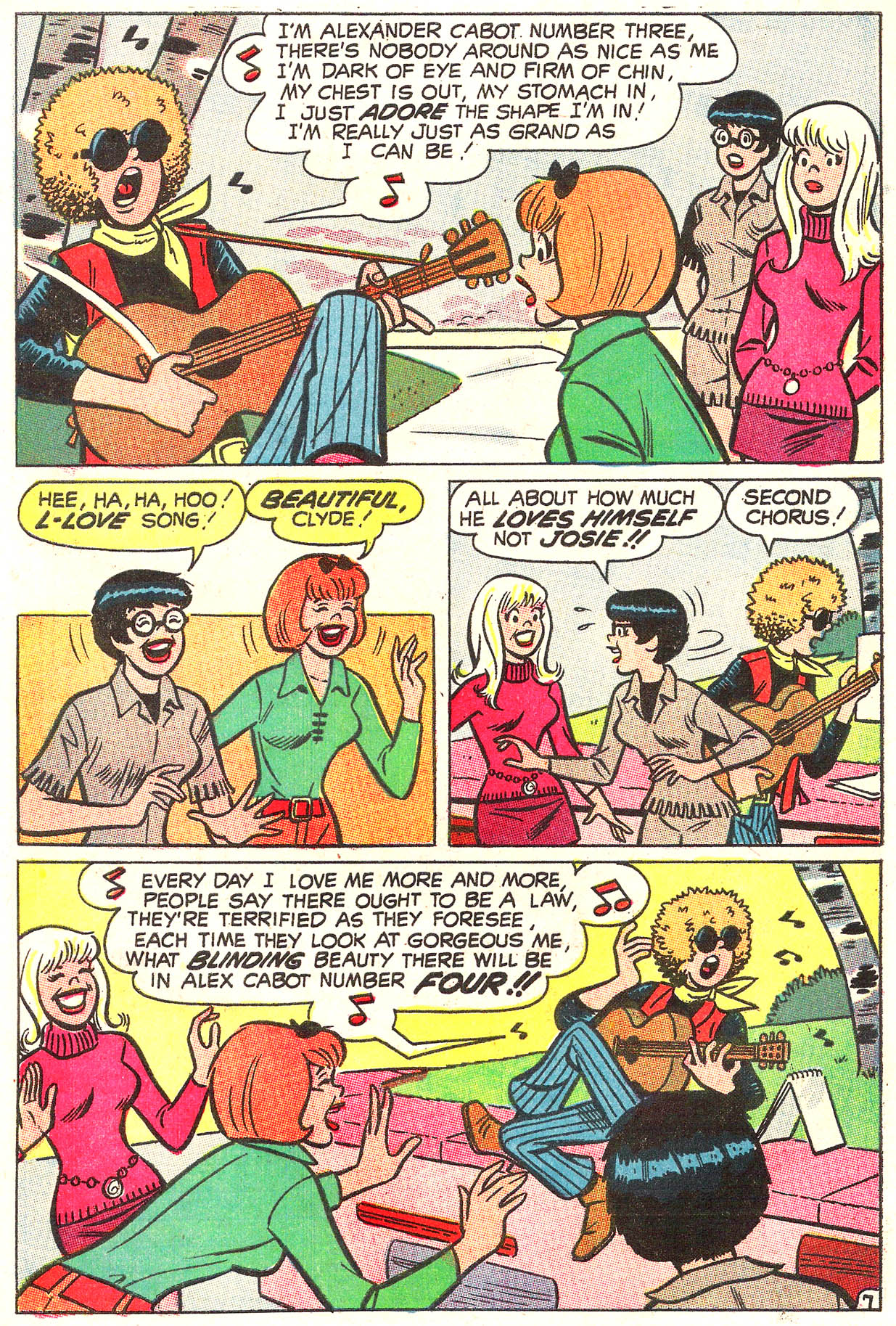 Read online She's Josie comic -  Issue #41 - 10