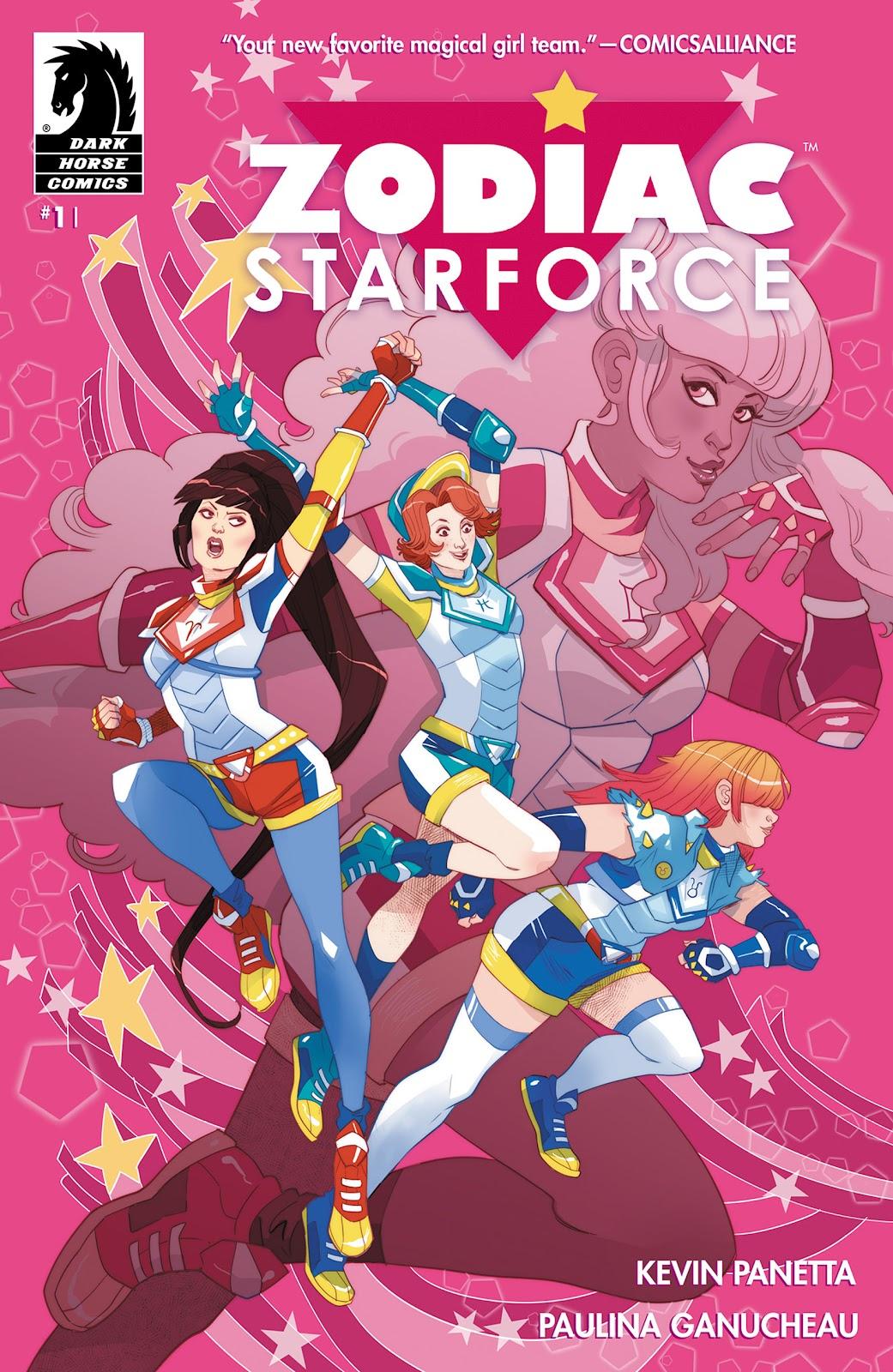 Zodiac Starforce 1 Page 1
