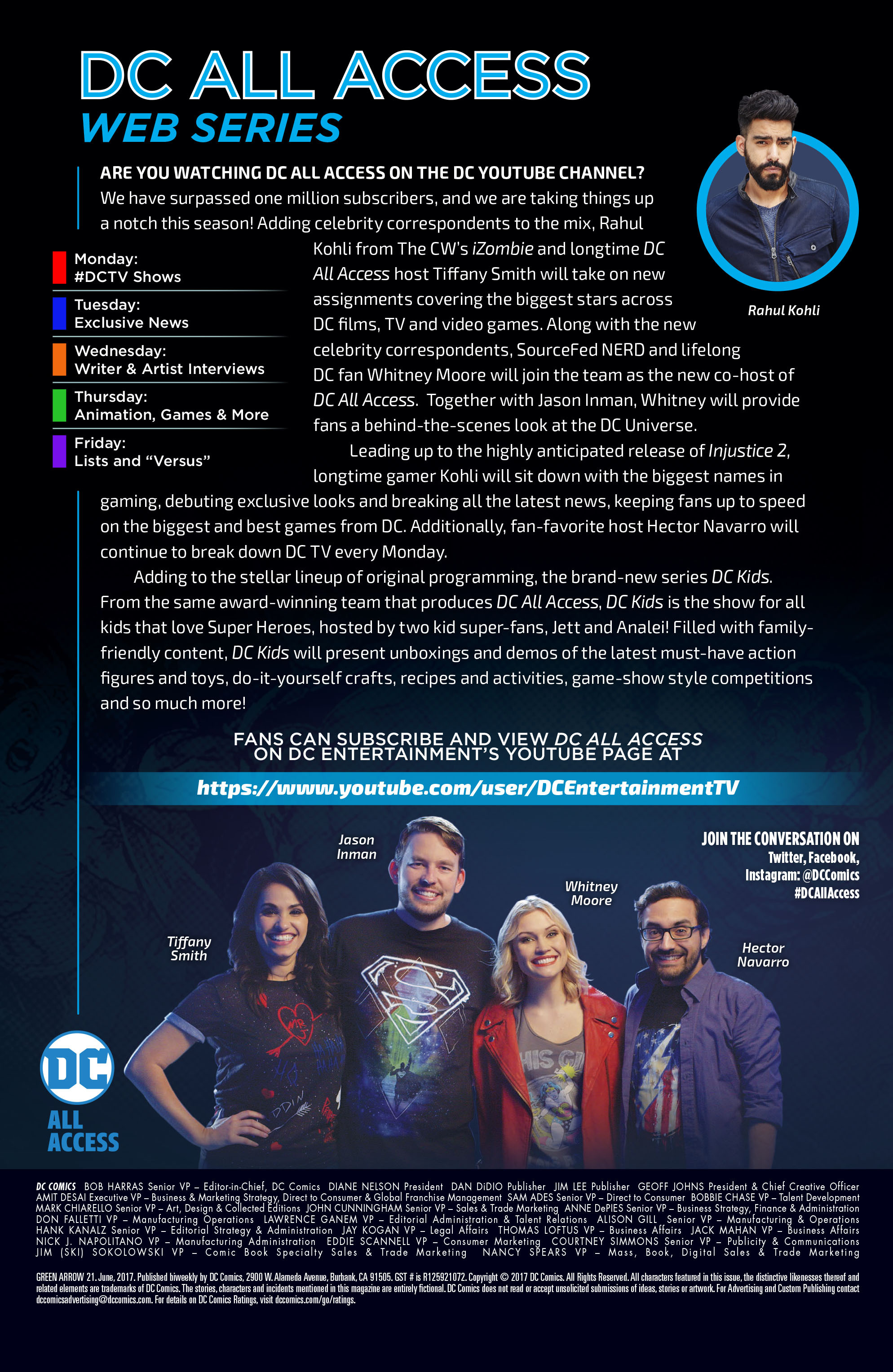 Read online Green Arrow (2016) comic -  Issue #21 - 17