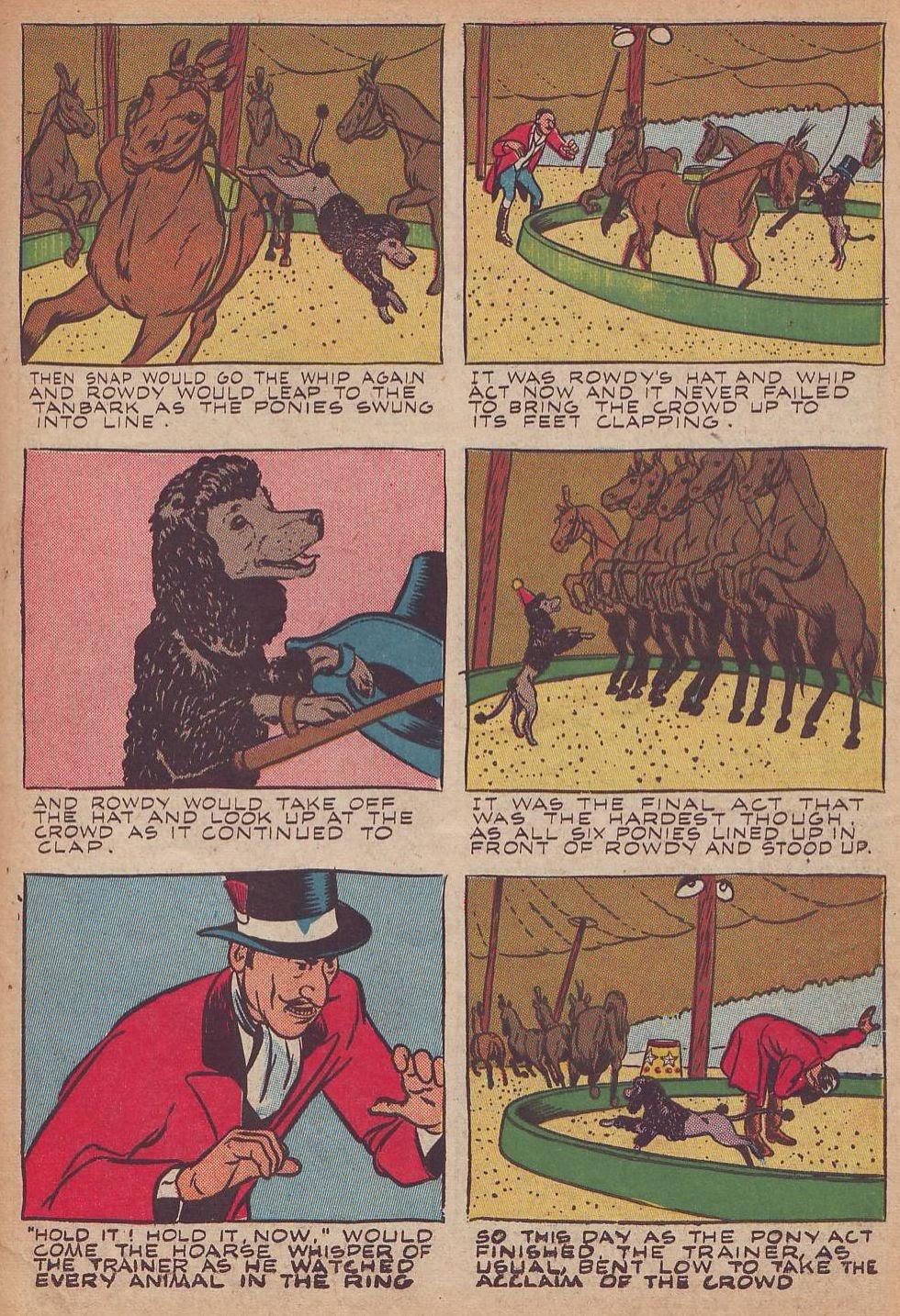 Read online Animal Comics comic -  Issue #21 - 41