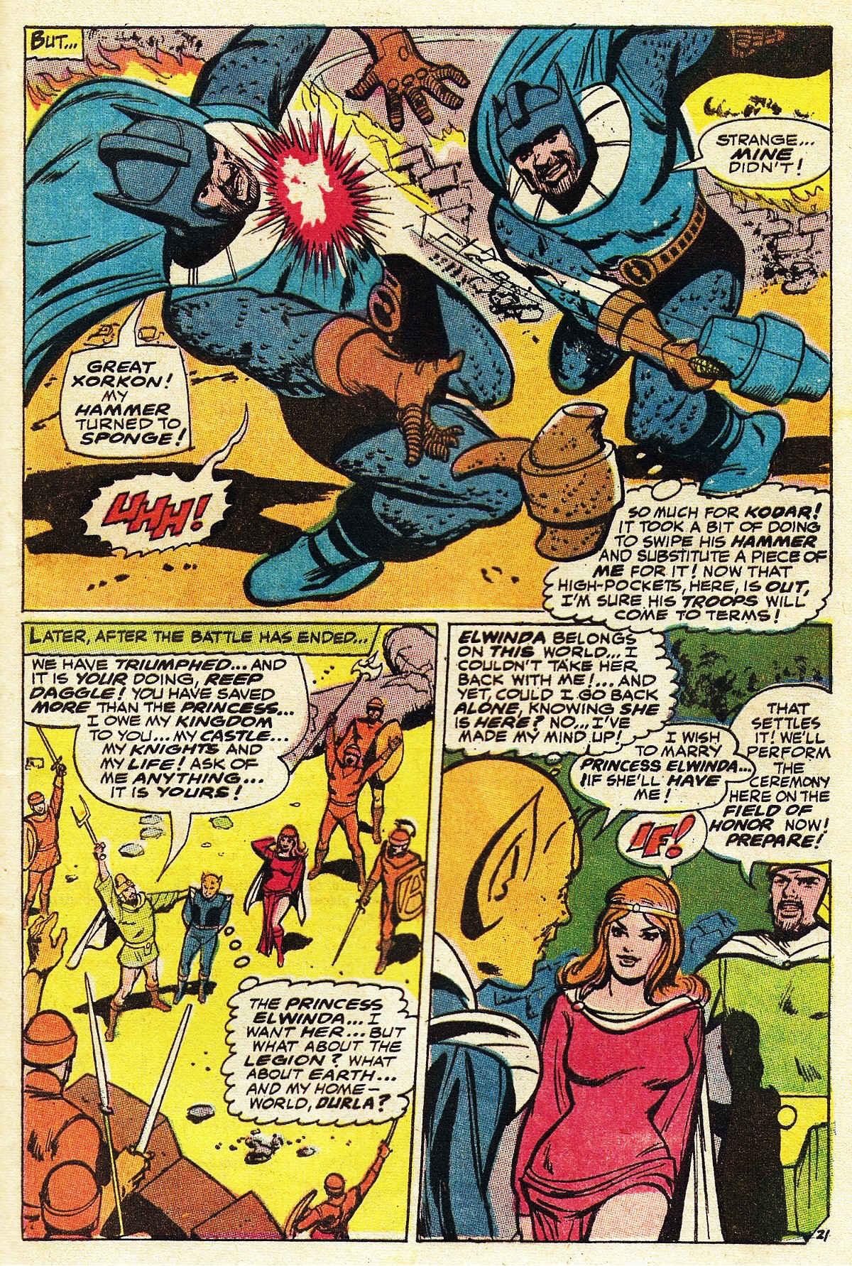 Read online Adventure Comics (1938) comic -  Issue #376 - 29