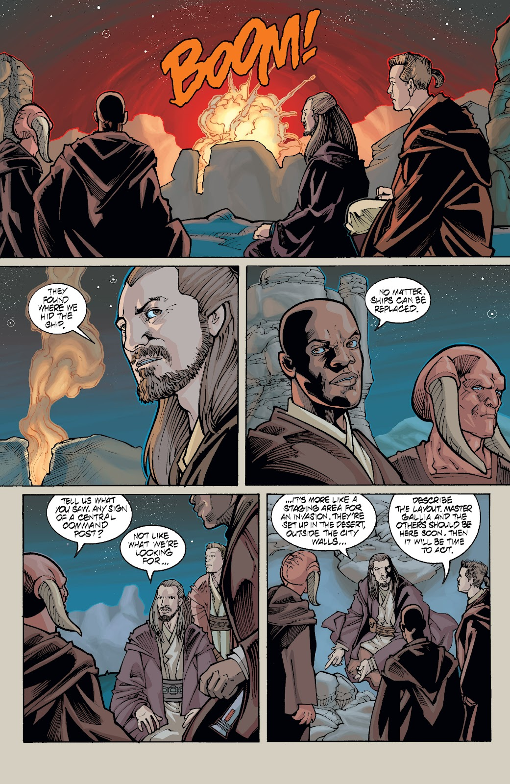 Read online Star Wars Legends: Rise of the Sith - Epic Collection comic -  Issue # TPB 1 (Part 5) - 16
