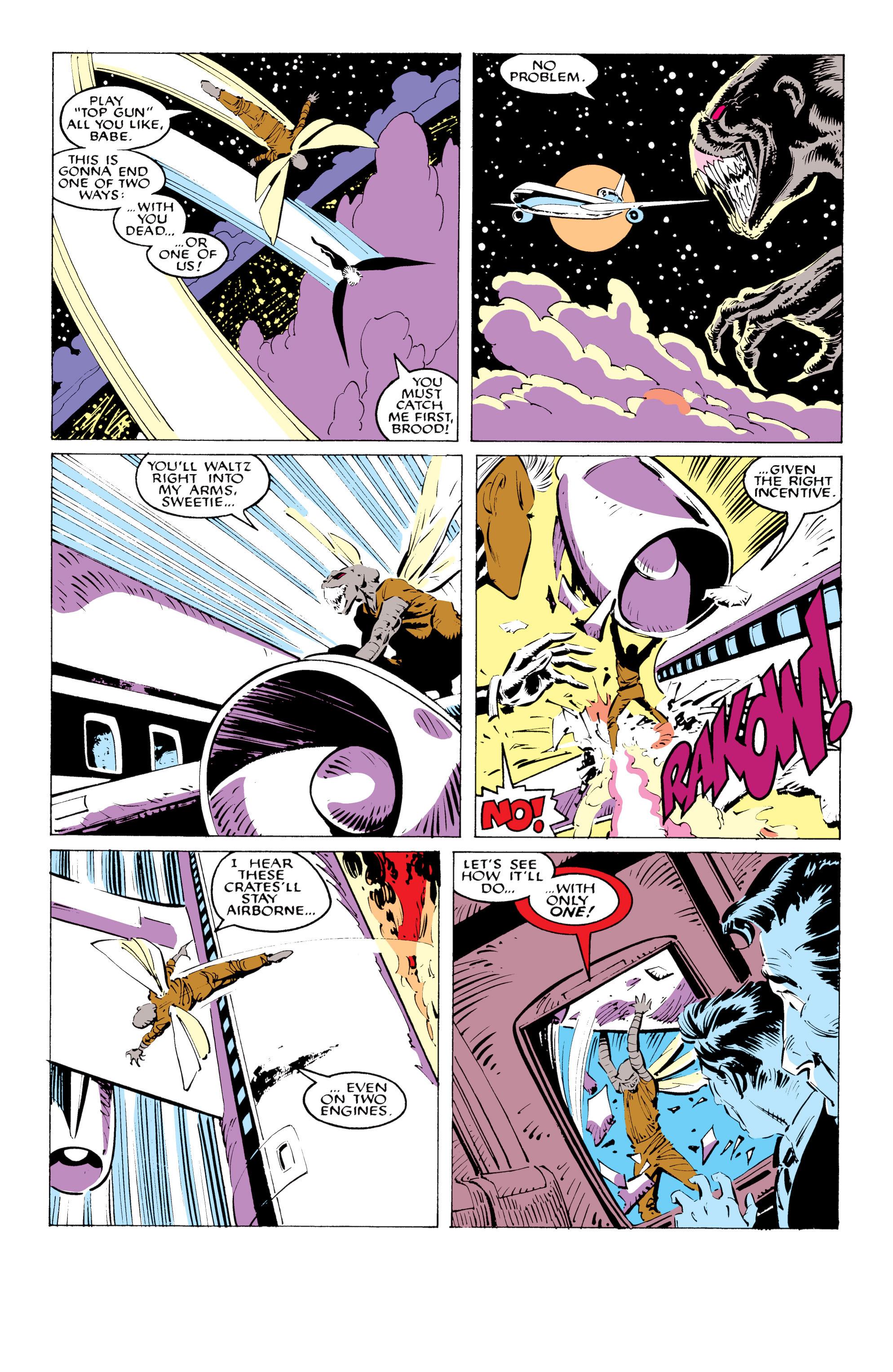 Read online Uncanny X-Men (1963) comic -  Issue #233 - 13