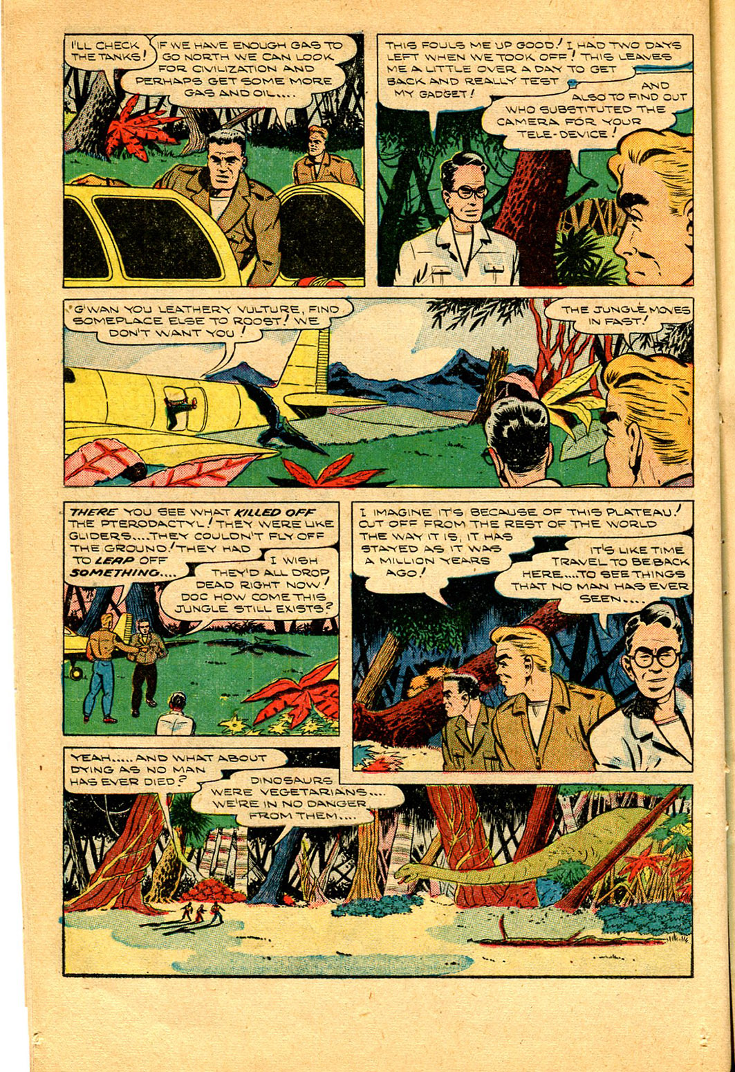 Read online Shadow Comics comic -  Issue #97 - 22