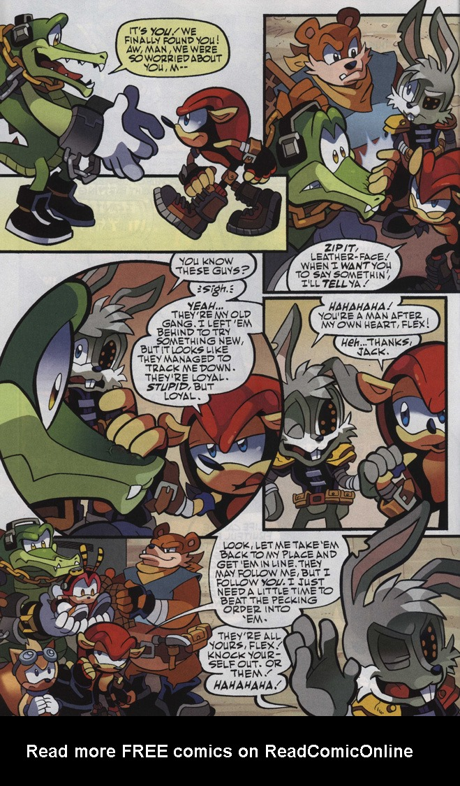 Read online Sonic Universe comic -  Issue #48 - 10