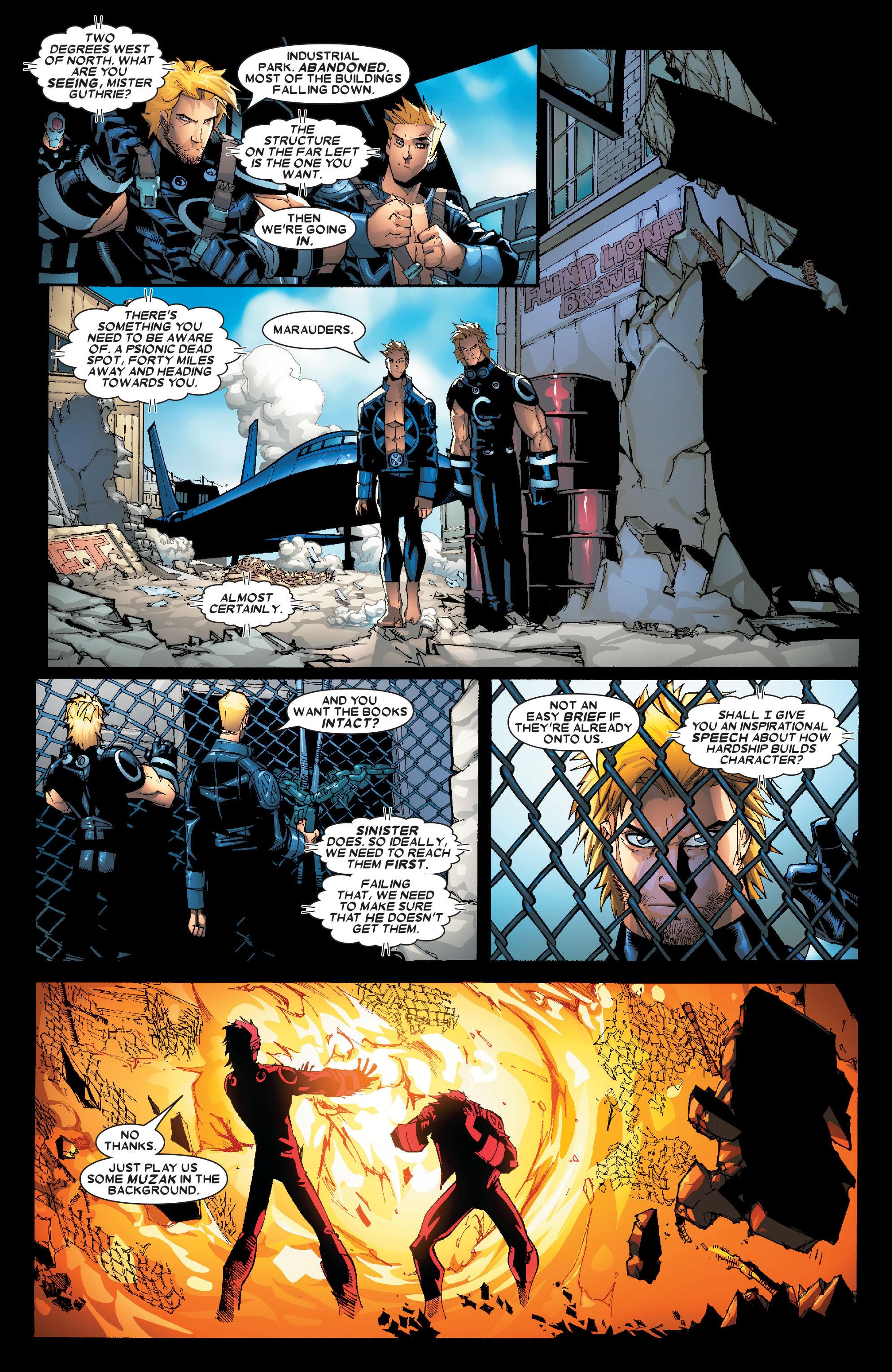 X-Men (1991) 203 Page 5