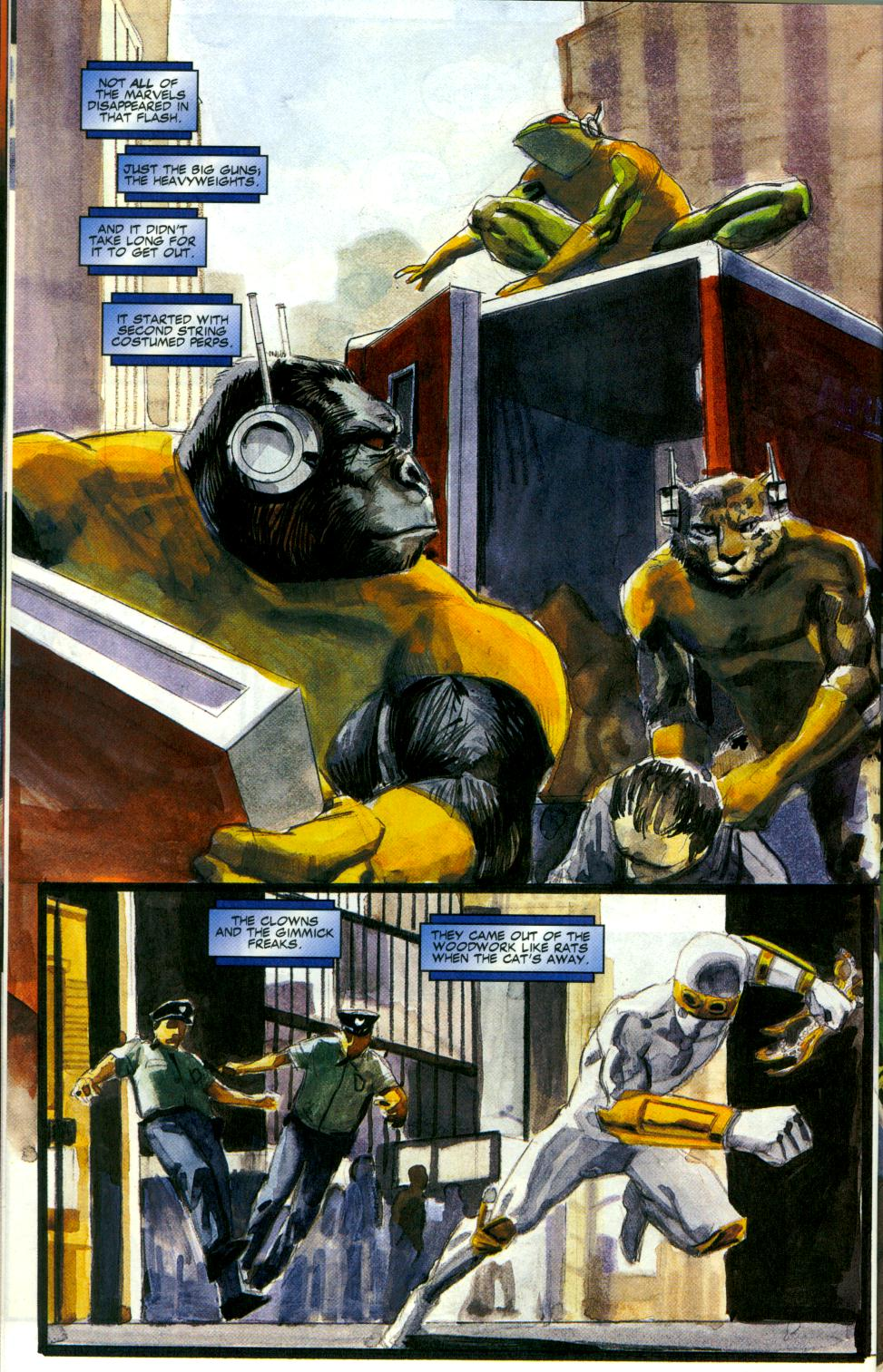Read online Code of Honor comic -  Issue #3 - 25
