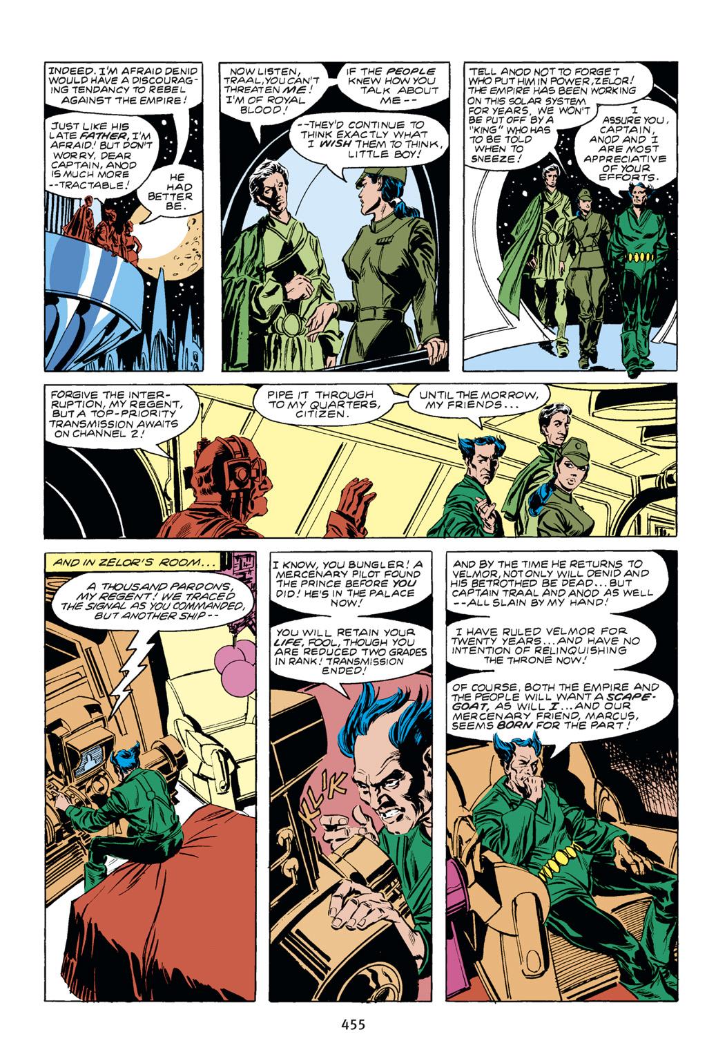 Read online Star Wars Omnibus comic -  Issue # Vol. 14 - 448