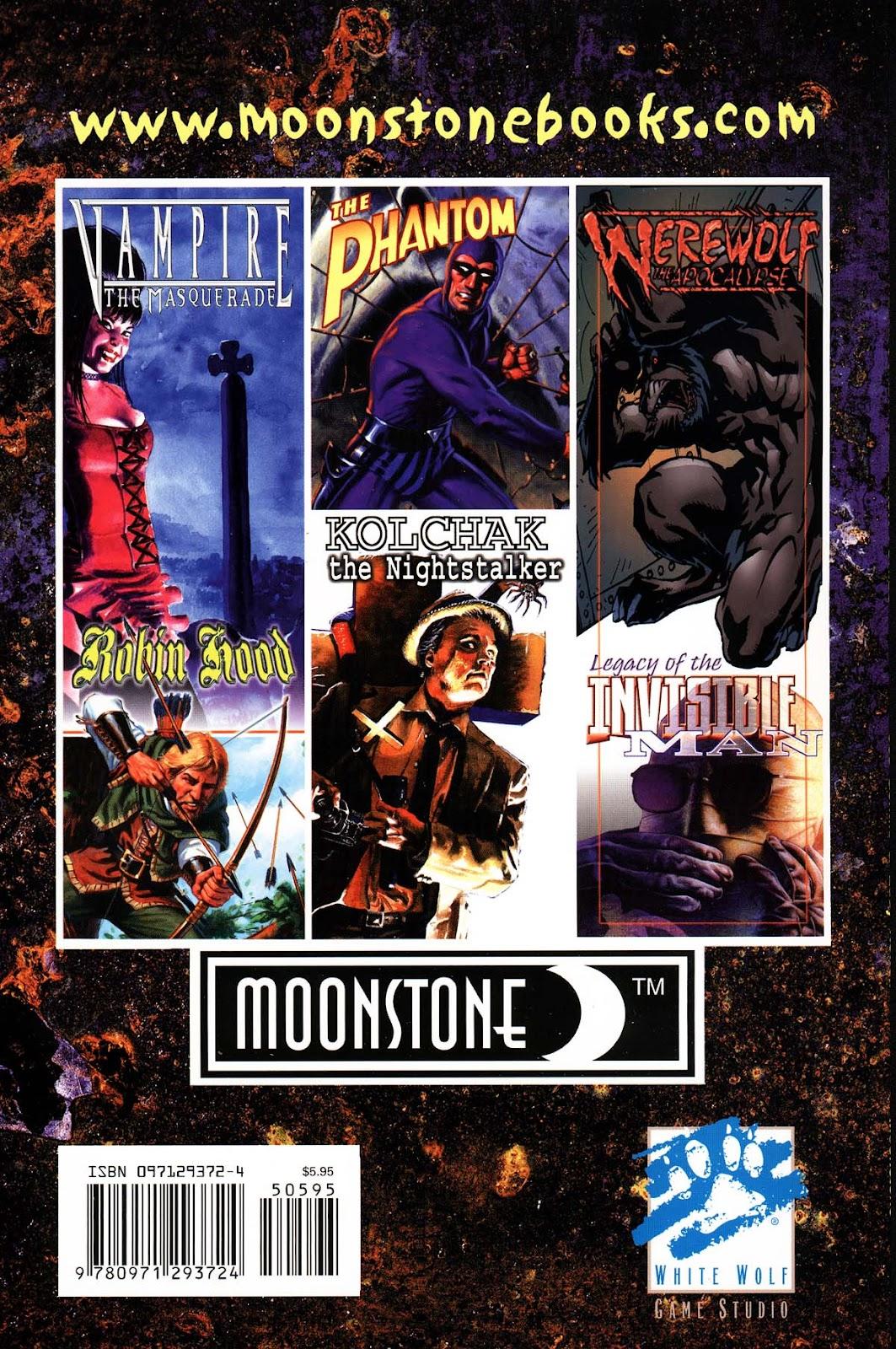 Read online Werewolf the Apocalypse comic -  Issue # Black Furies - 52