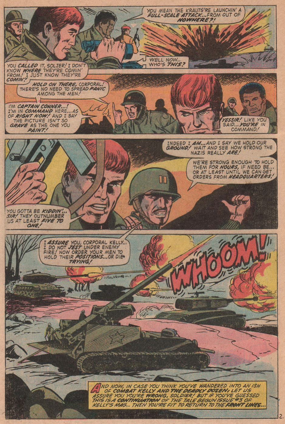 Read online Sgt. Fury comic -  Issue #104 - 4