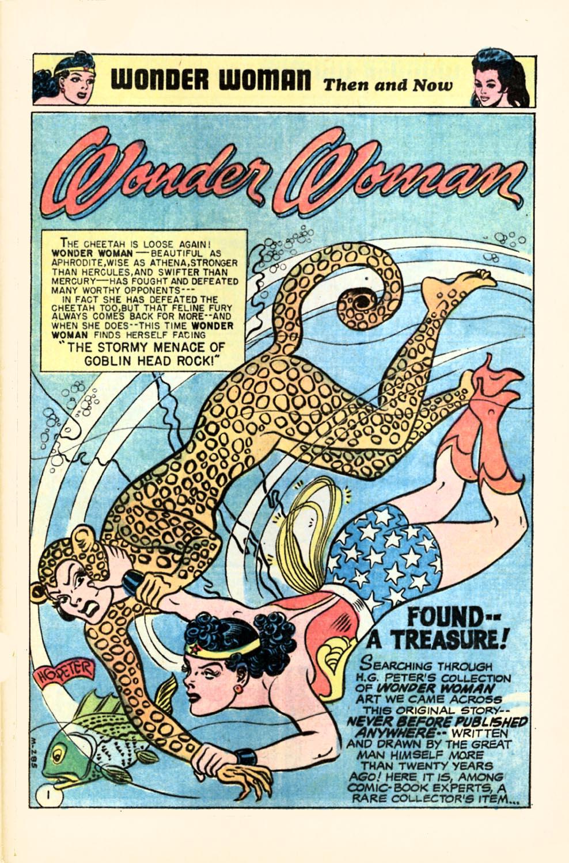 Read online Wonder Woman (1942) comic -  Issue #196 - 36