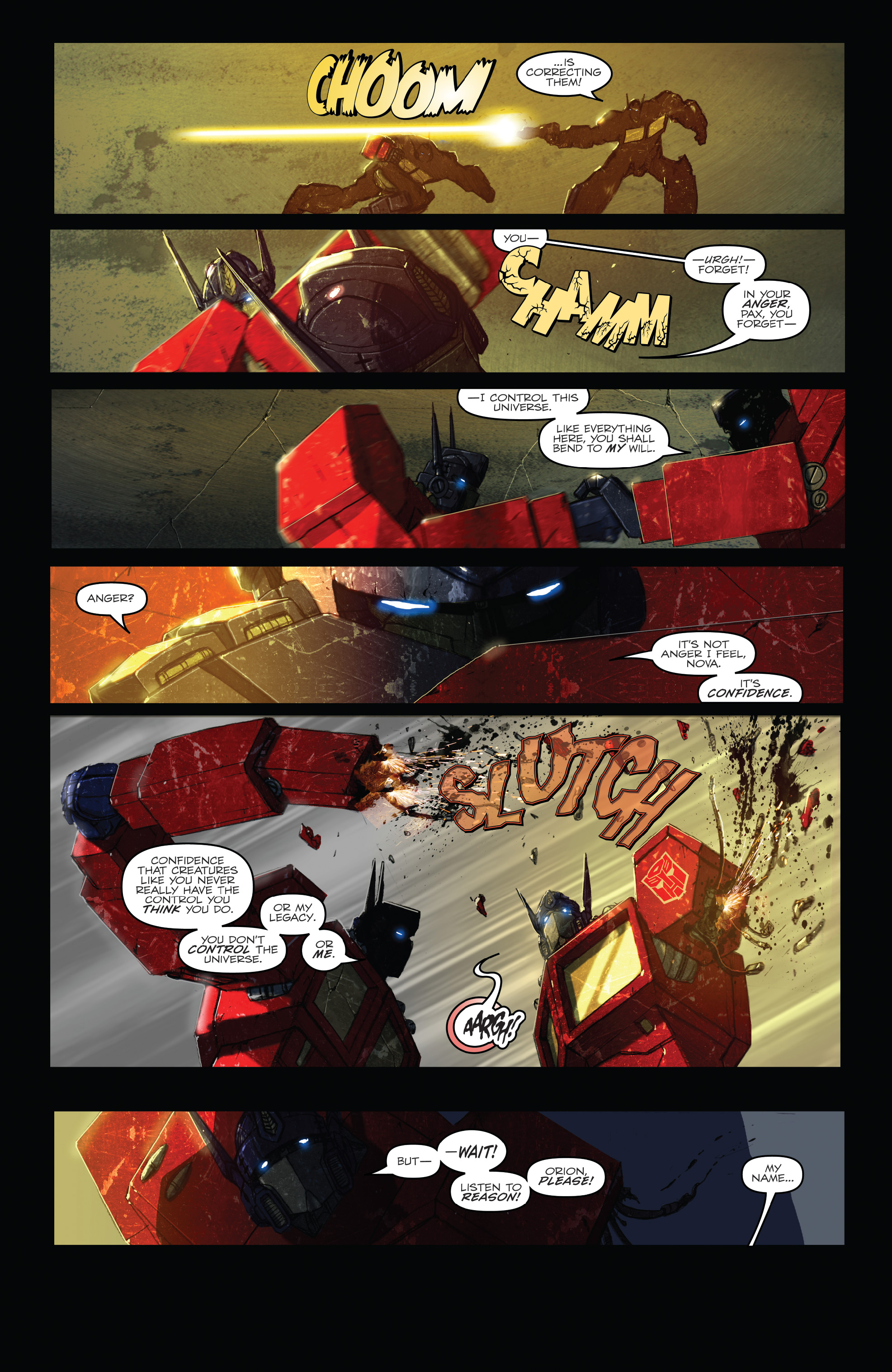 Read online The Transformers: Dark Cybertron Finale comic -  Issue # Full - 68