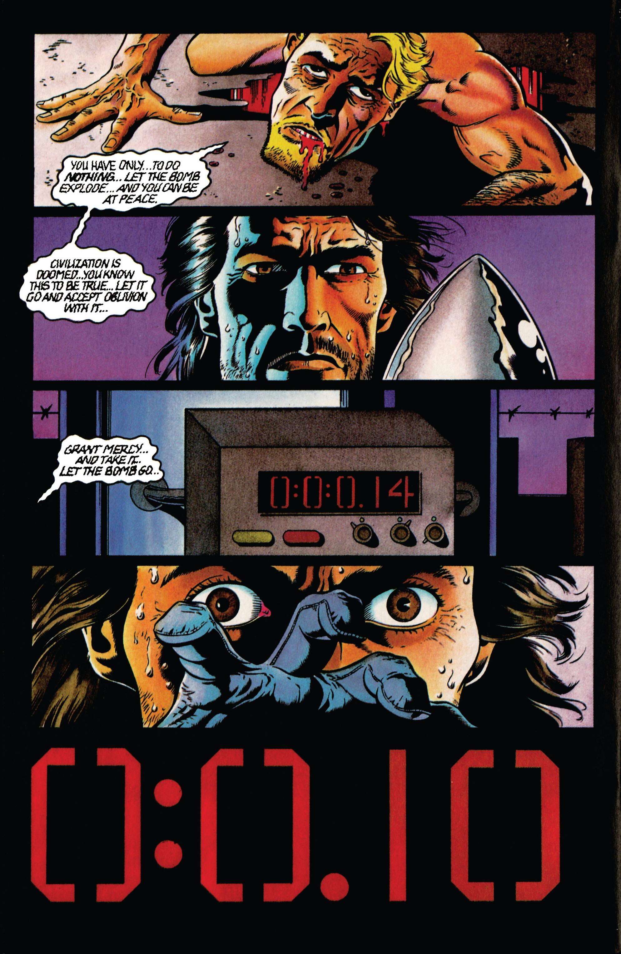 Read online Eternal Warrior (1992) comic -  Issue #36 - 19