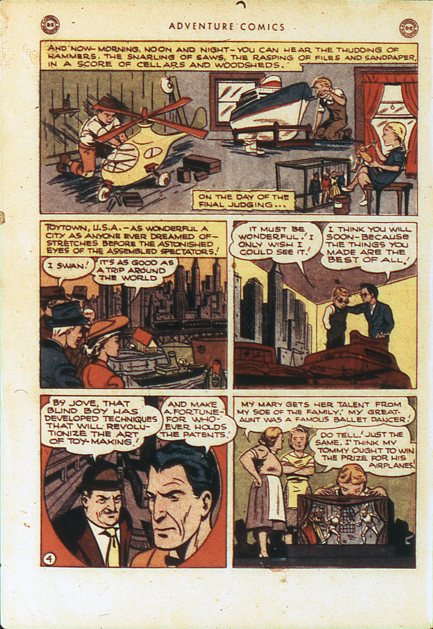 Read online Adventure Comics (1938) comic -  Issue #104 - 7