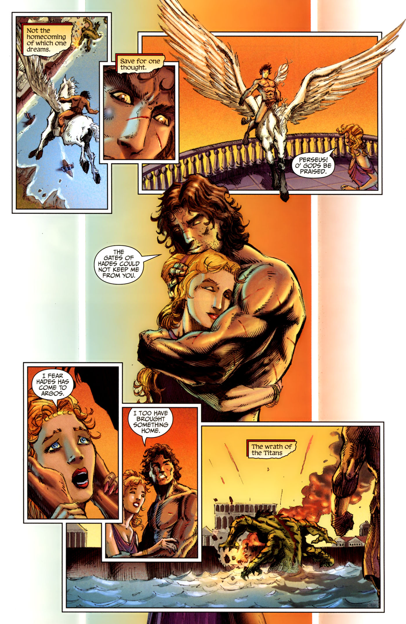 Read online Wrath of the Titans comic -  Issue #4 - 16