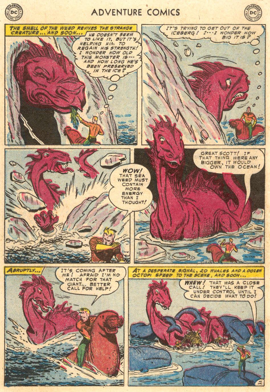 Read online Adventure Comics (1938) comic -  Issue #193 - 18