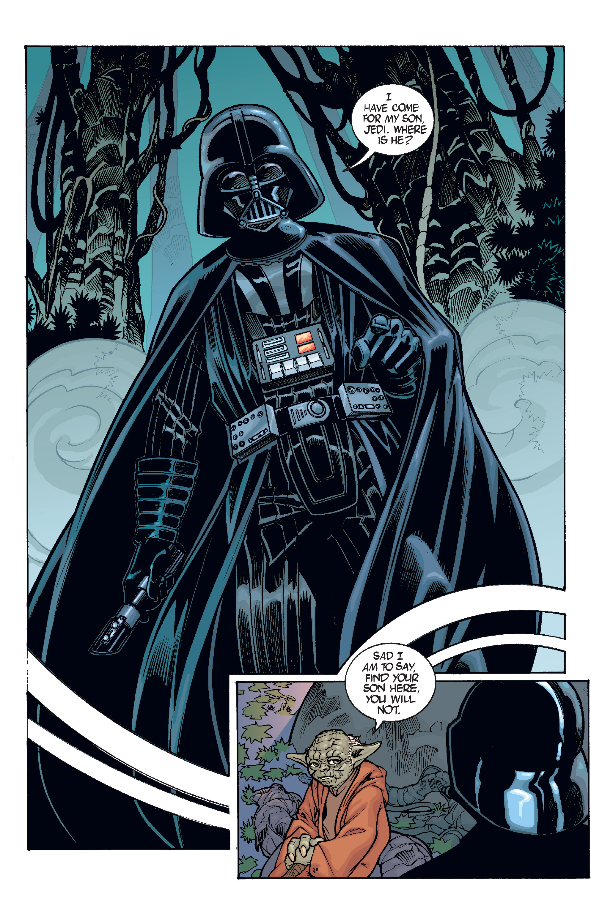 Read online Star Wars Omnibus comic -  Issue # Vol. 27 - 166