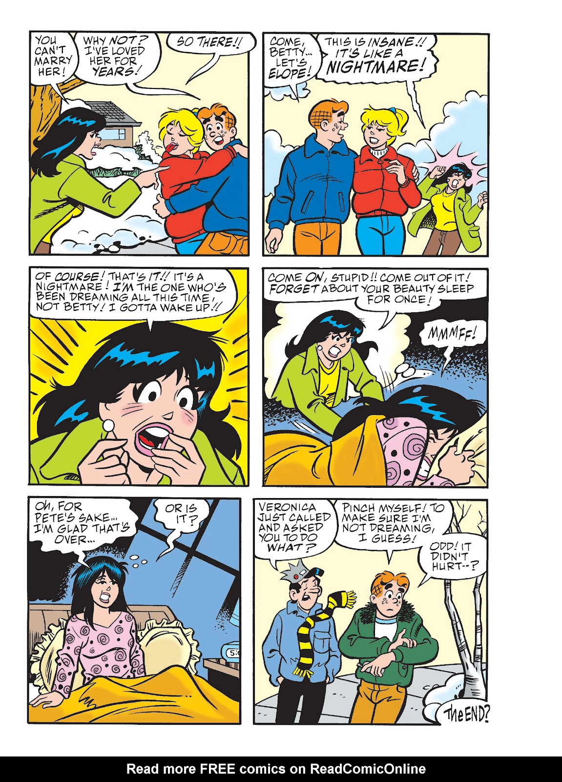Betty and Veronica Double Digest issue 291 - Page 176