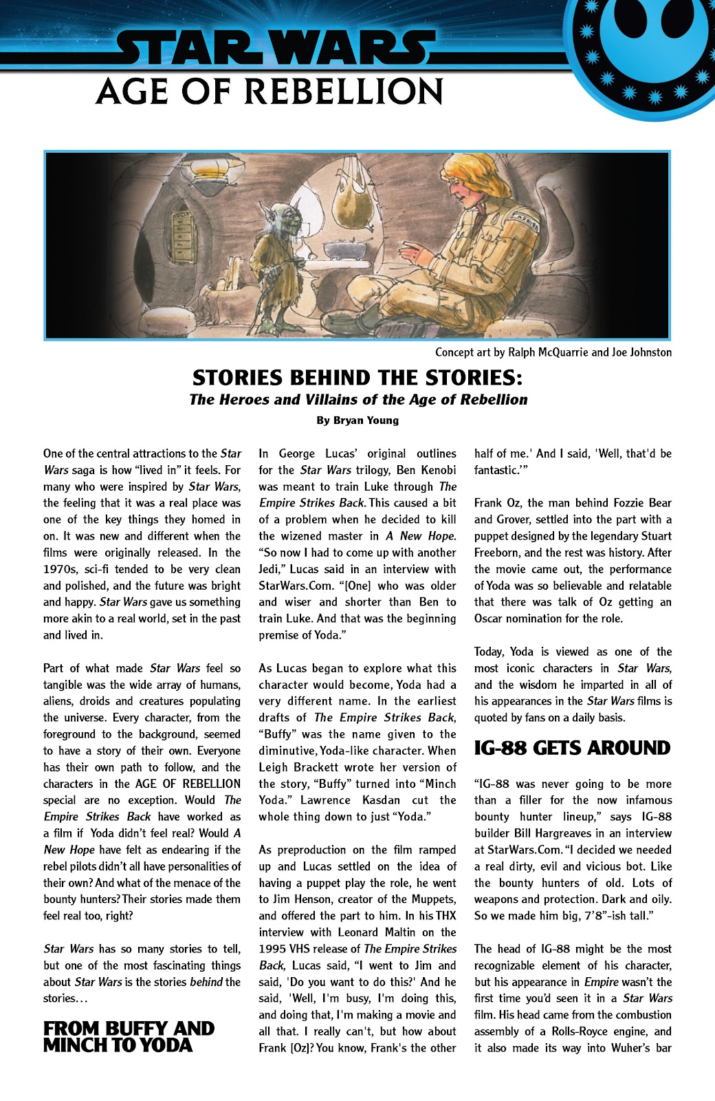 Read online Star Wars: Age of Rebellion Special comic -  Issue # Full - 34