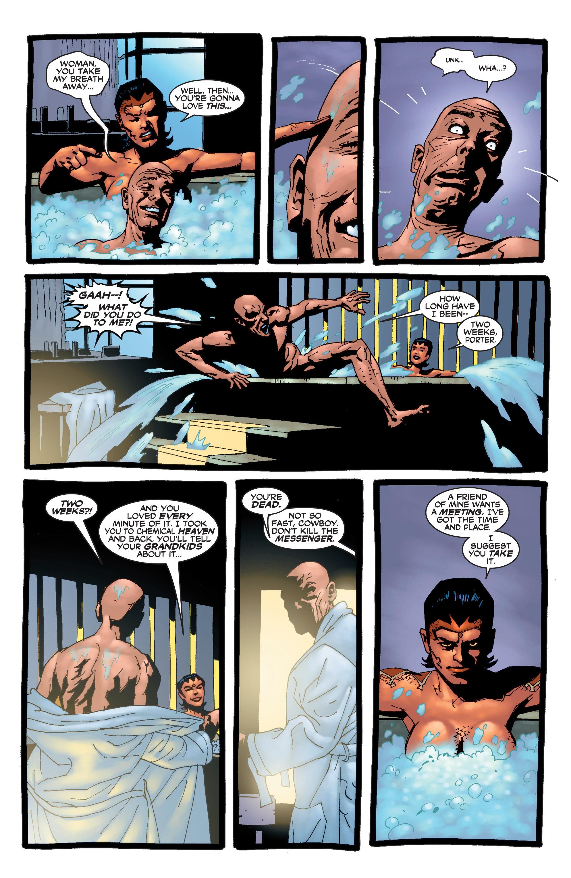 Read online Uncanny X-Men (1963) comic -  Issue #409 - 12