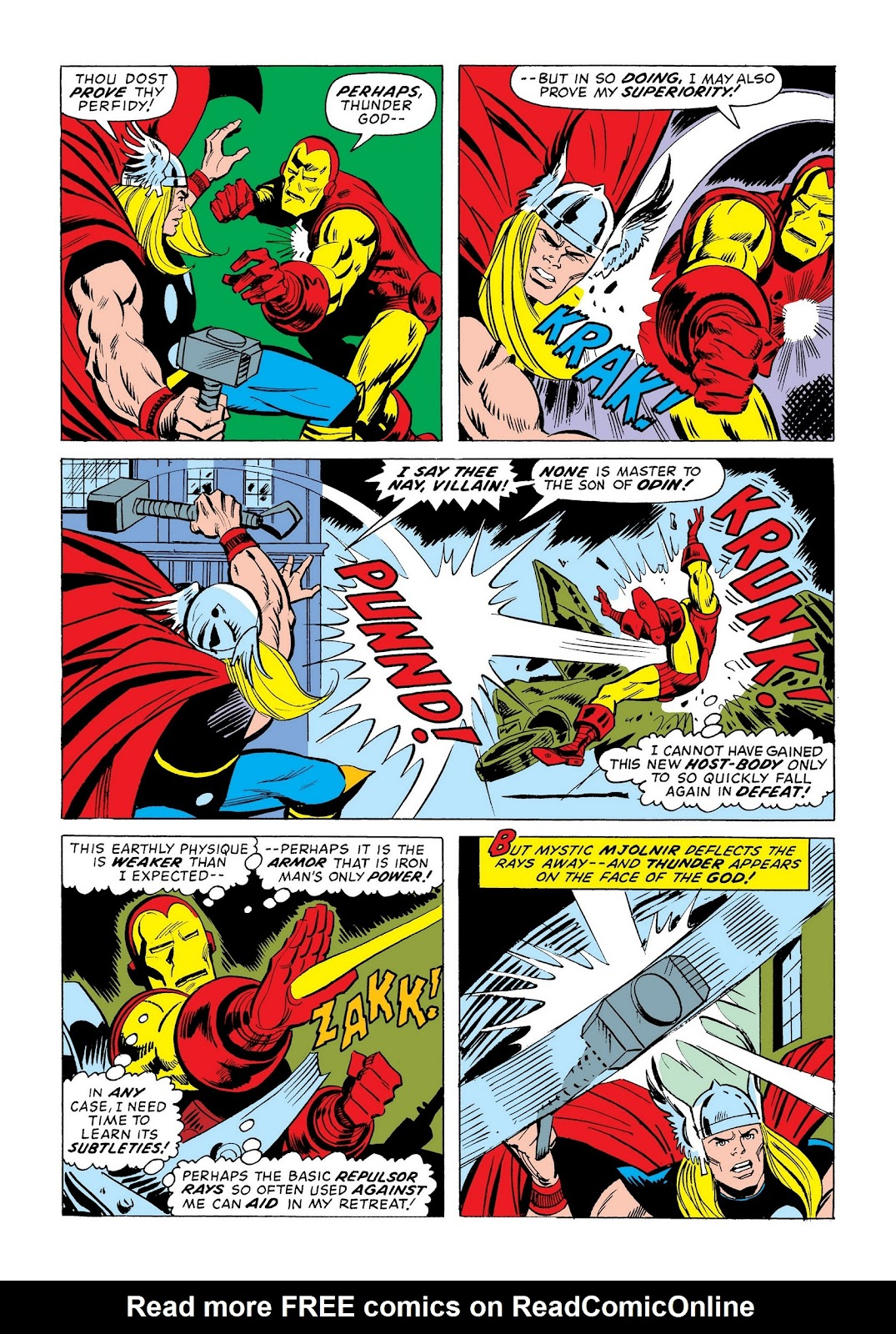 Read online Marvel Masterworks: The Invincible Iron Man comic -  Issue # TPB 9 (Part 3) - 57
