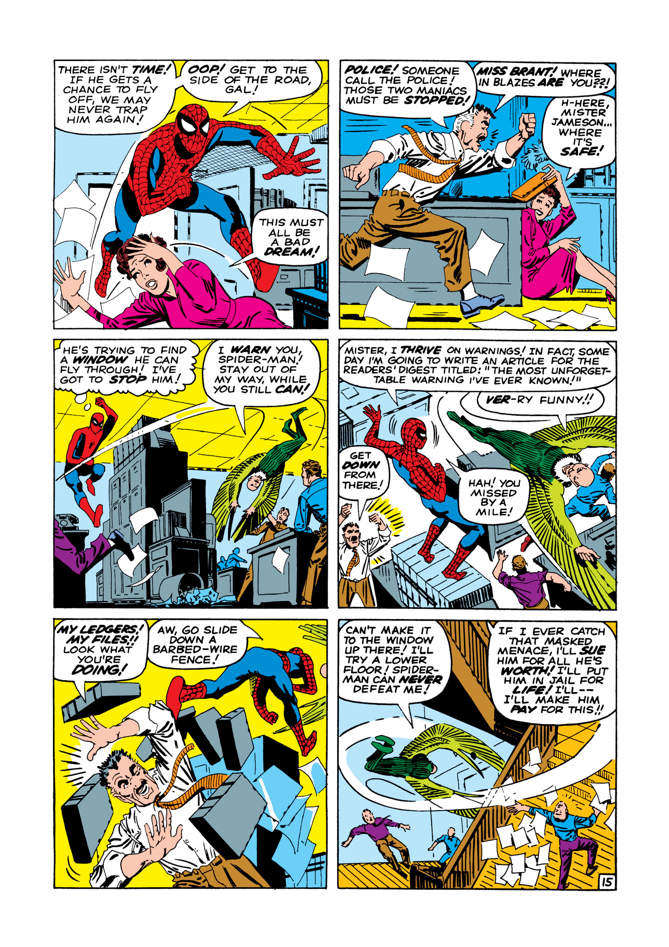 The Amazing Spider-Man (1963) 7 Page 15