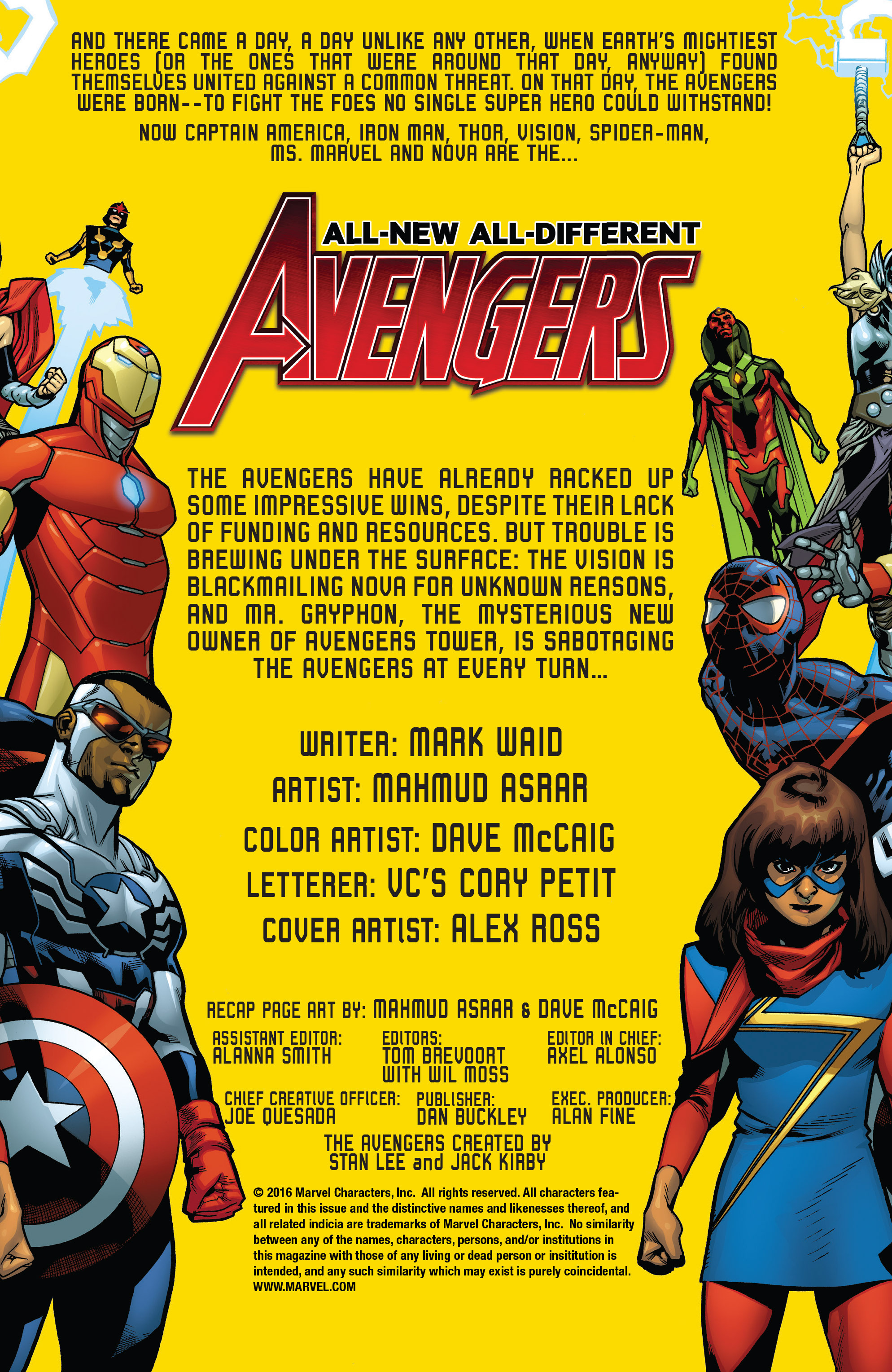 Read online All-New, All-Different Avengers comic -  Issue #5 - 3
