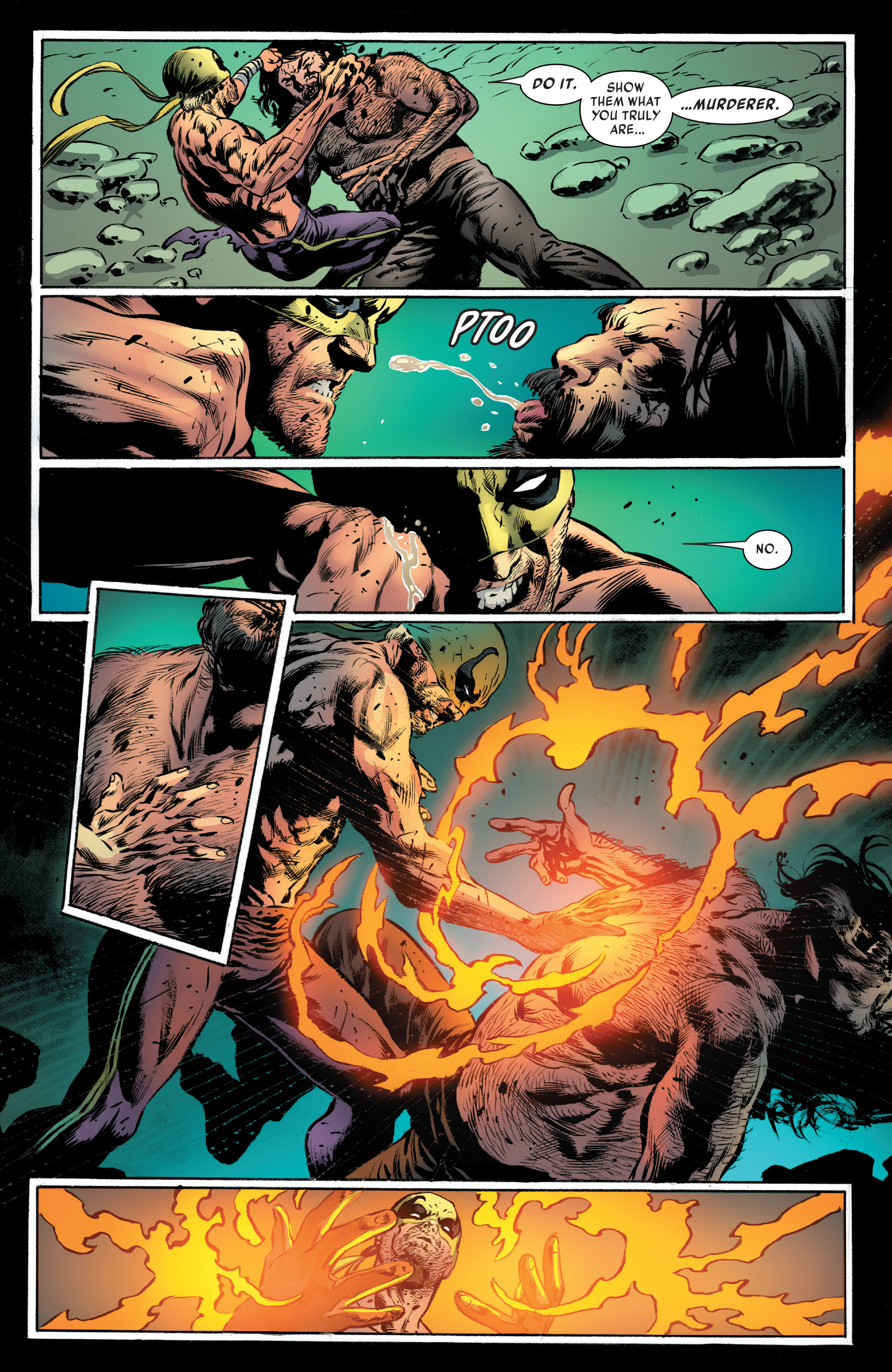 Read online Iron Fist (2017) comic -  Issue #4 - 21