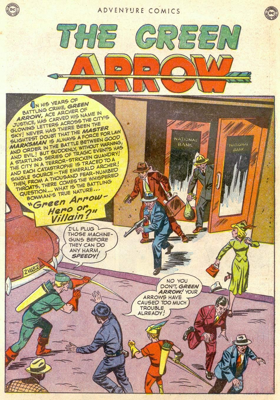 Read online Adventure Comics (1938) comic -  Issue #161 - 39
