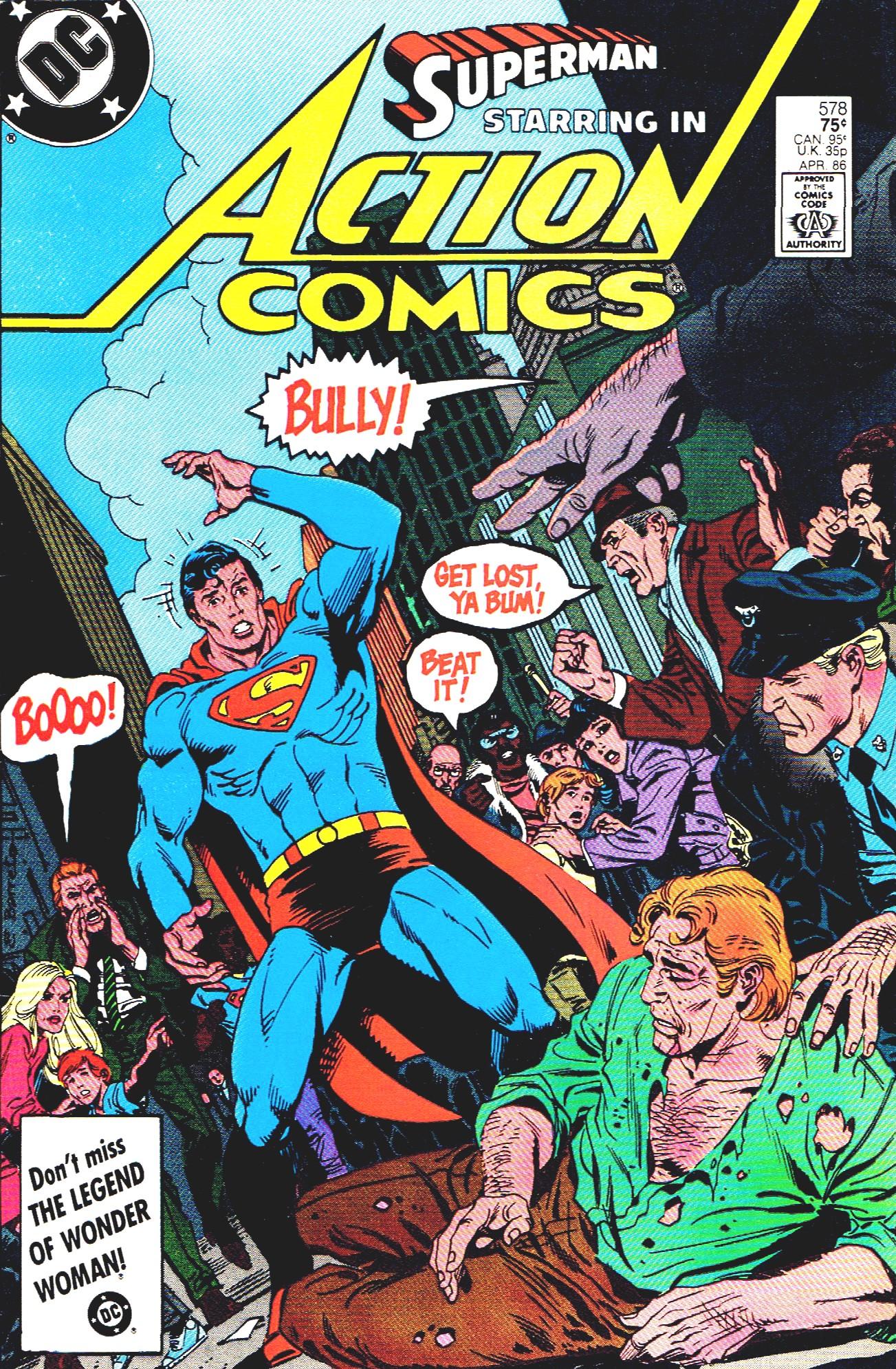 Action Comics (1938) 578 Page 1