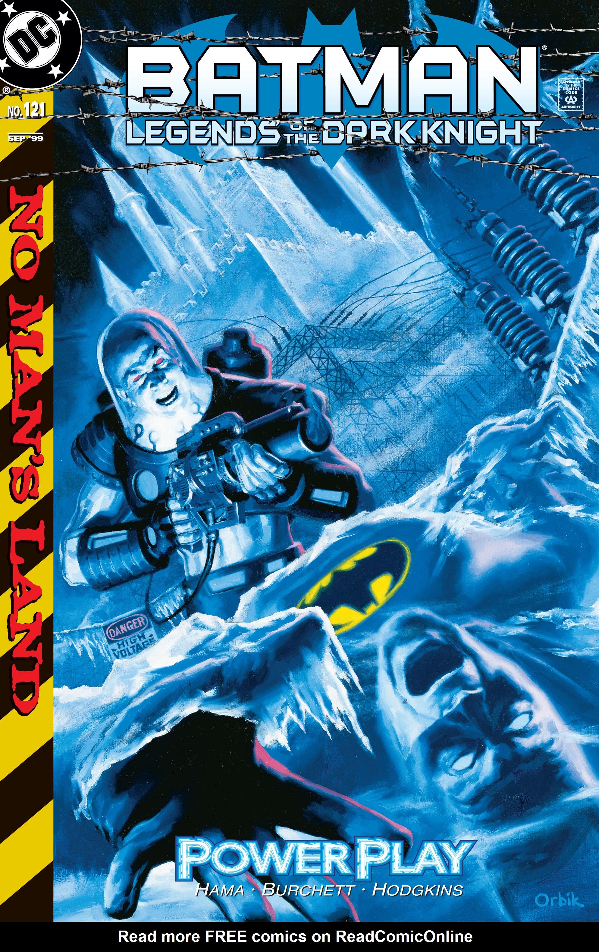 Batman: Legends of the Dark Knight 121 Page 1