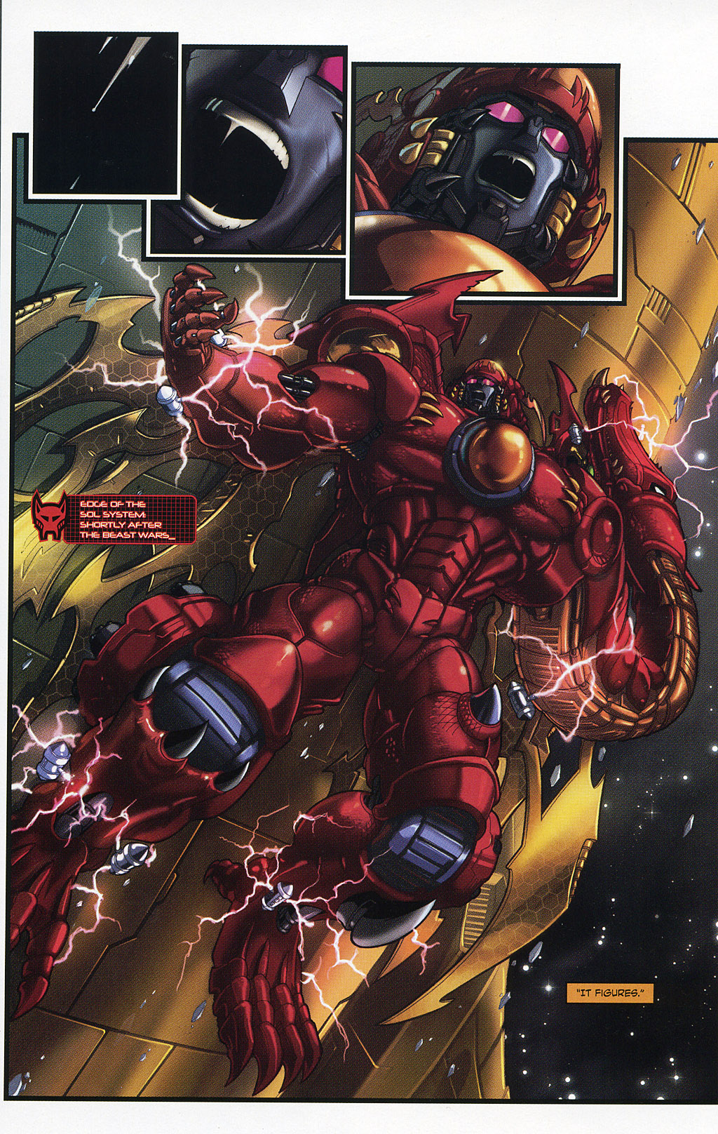 Read online Transformers 20th Anniversary Summer Special comic -  Issue # Full - 33