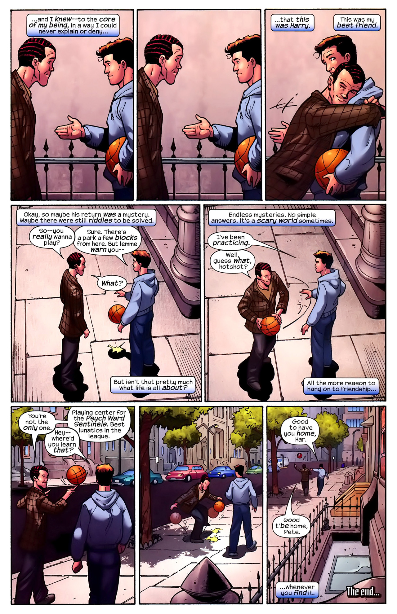 Read online Amazing Spider-Man Family comic -  Issue #4 - 21
