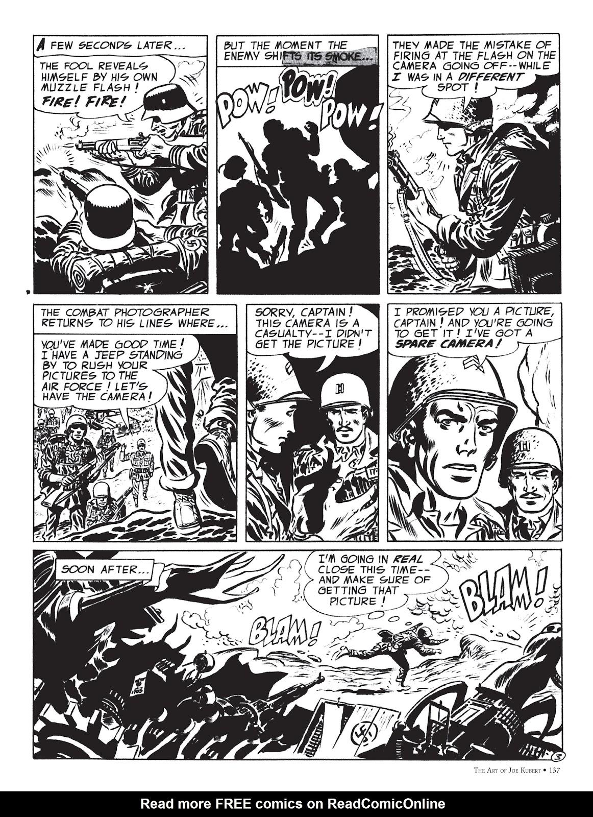Read online The Art of Joe Kubert comic -  Issue # TPB (Part 2) - 37