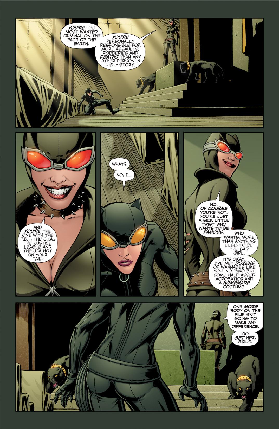 Catwoman (2002) #76 #76 - English 11