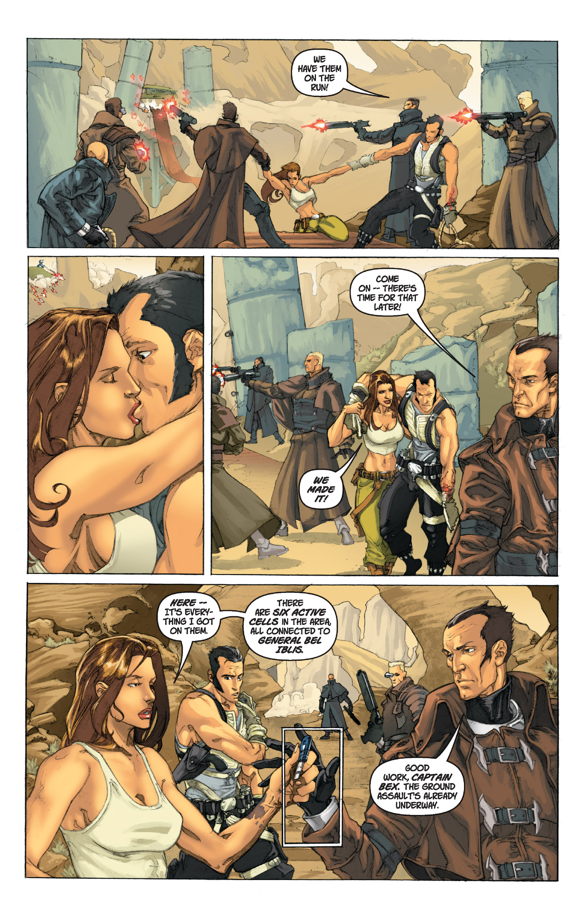 Read online Star Wars Omnibus comic -  Issue # Vol. 22 - 127