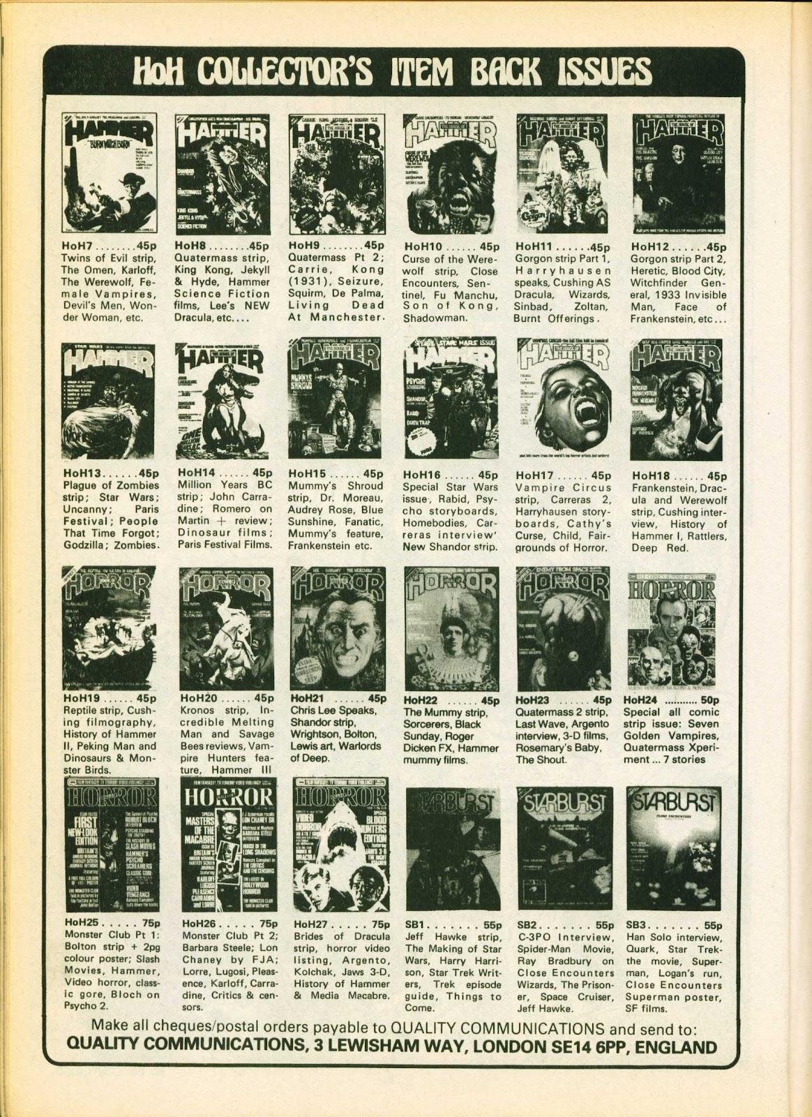 Warrior Issue #19 #20 - English 28