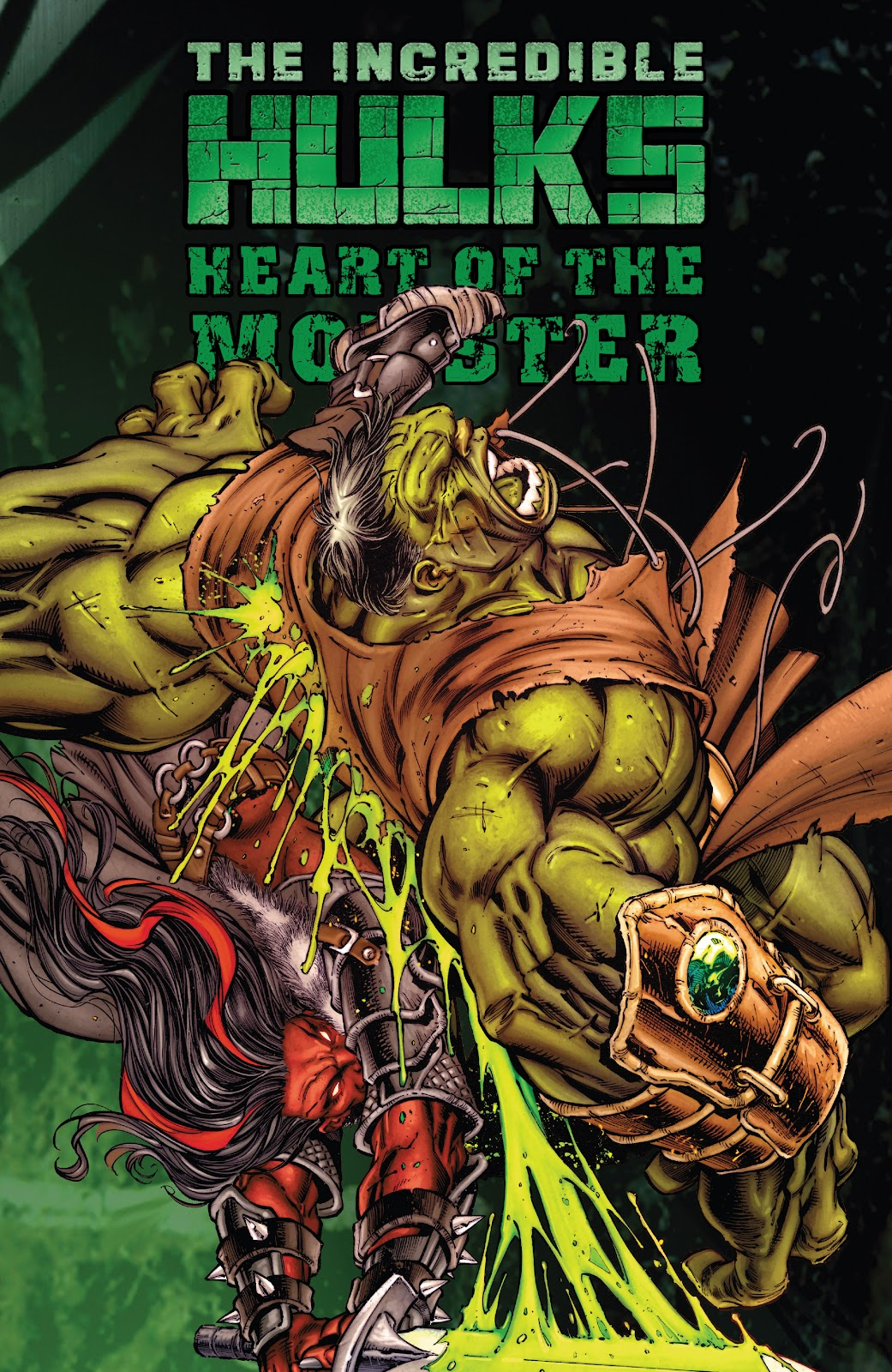 Read online Incredible Hulks (2010) comic -  Issue # _TPB Heart of the Monster - 2