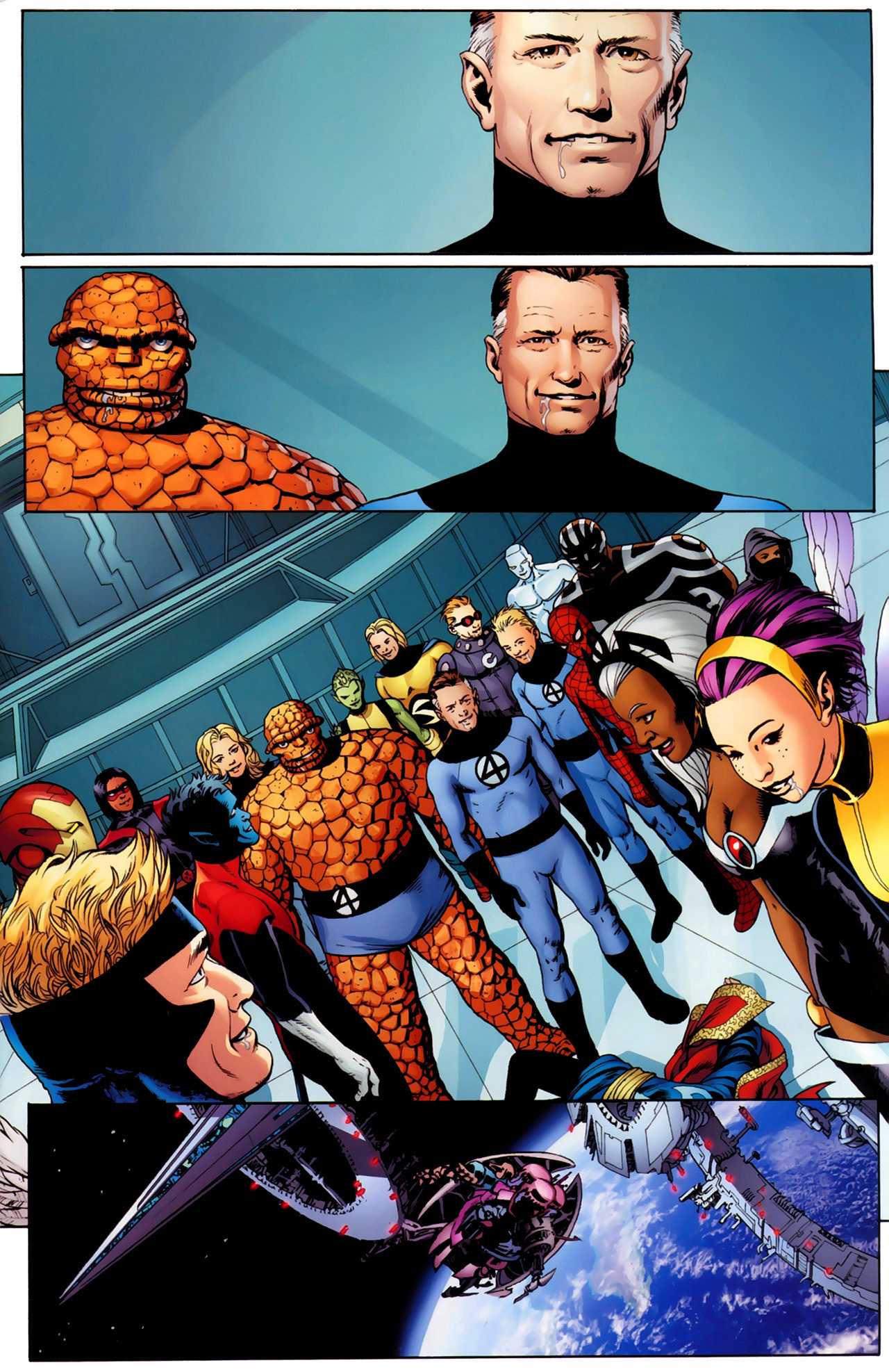 Read online Giant-Size Astonishing X-Men comic -  Issue # Full - 22