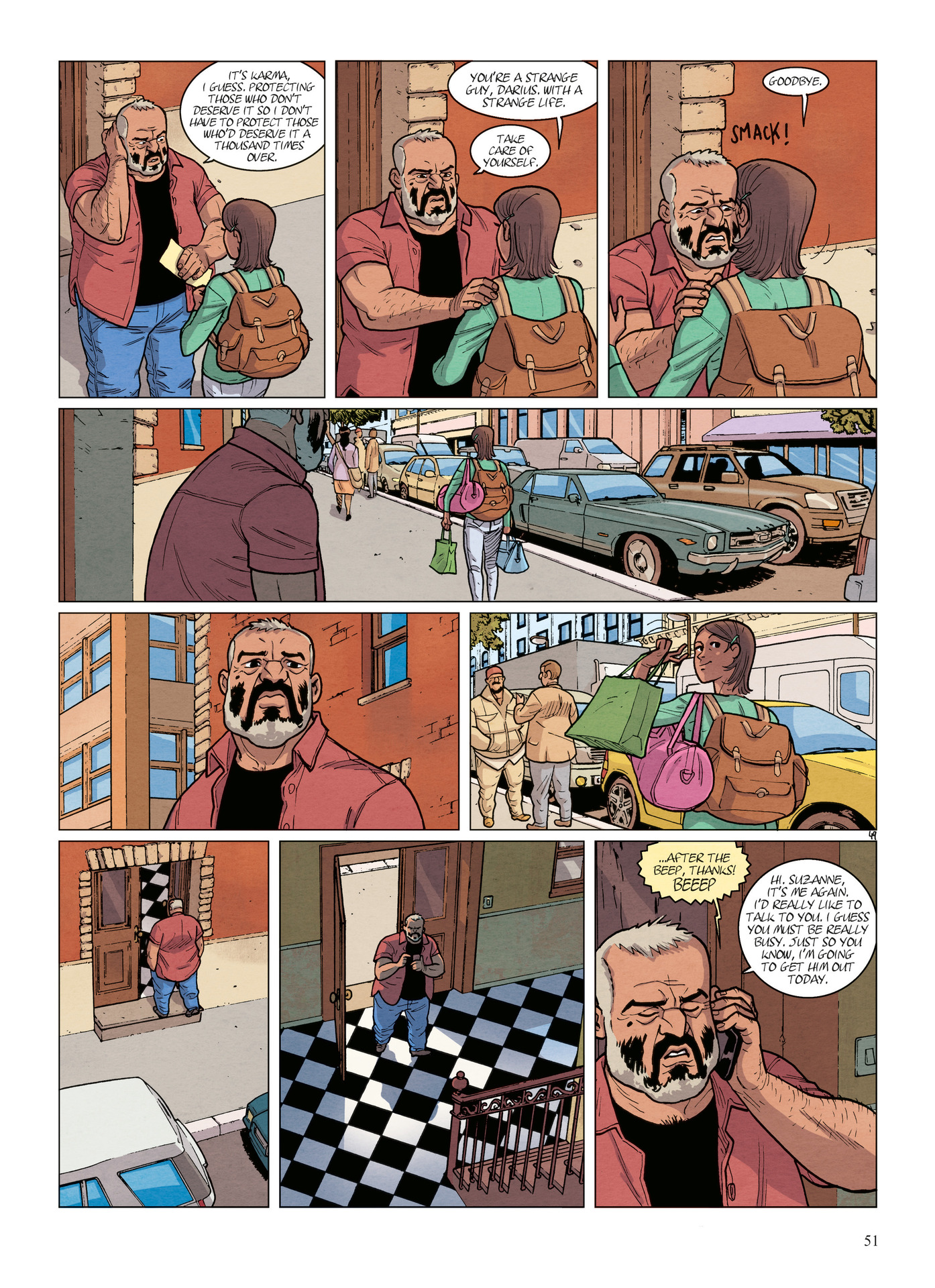Read online Alter Ego comic -  Issue #6 - 53