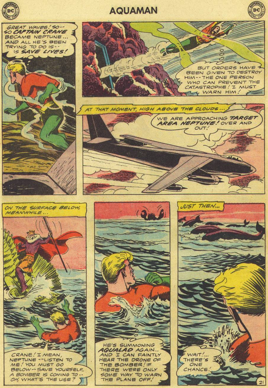 Read online Aquaman (1962) comic -  Issue #9 - 28