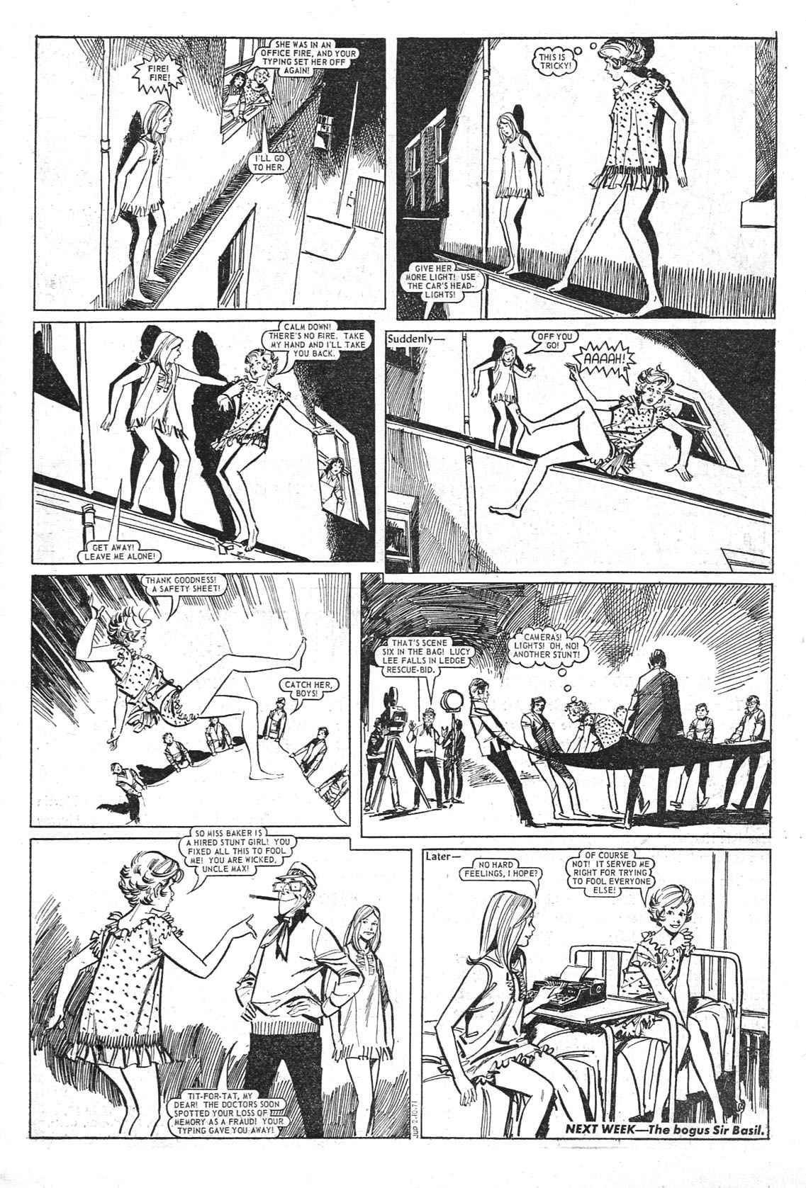 Read online Judy comic -  Issue #612 - 7