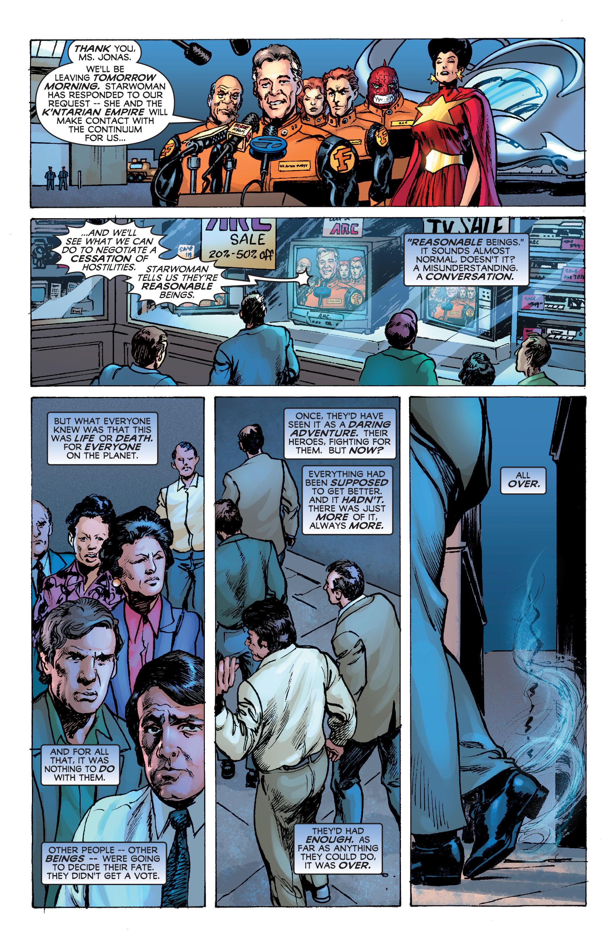 Read online Astro City: Dark Age/Book Three comic -  Issue #4 - 21