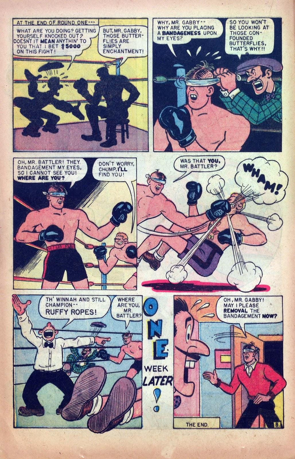 Read online Joker Comics comic -  Issue #26 - 20