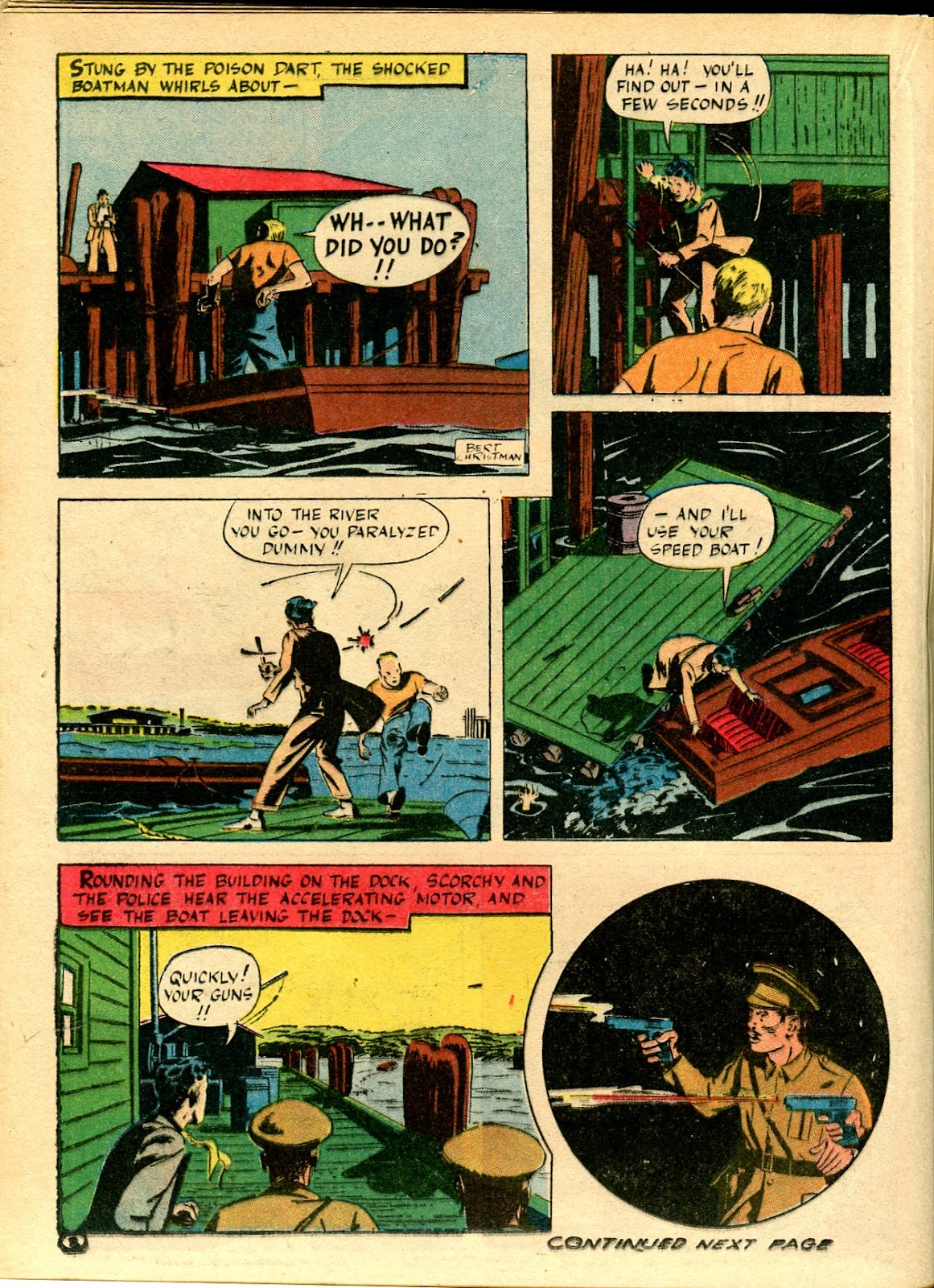 Read online Famous Funnies comic -  Issue #111 - 36