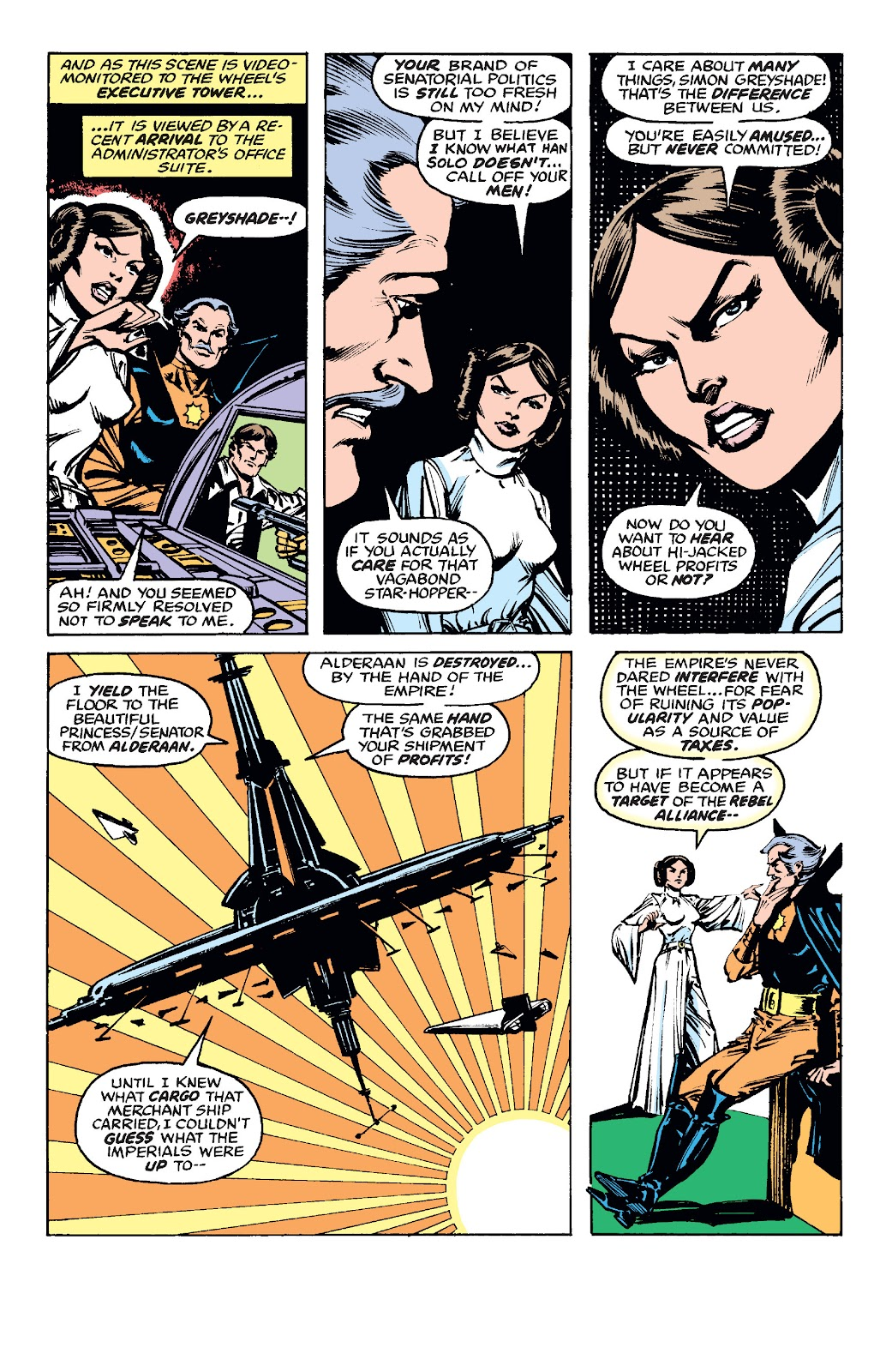 Read online Star Wars Legends: The Original Marvel Years - Epic Collection comic -  Issue # TPB 1 (Part 4) - 43