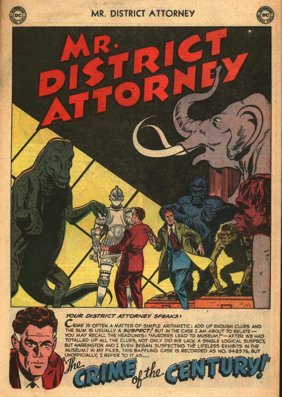 Mr. District Attorney issue 26 - Page 13